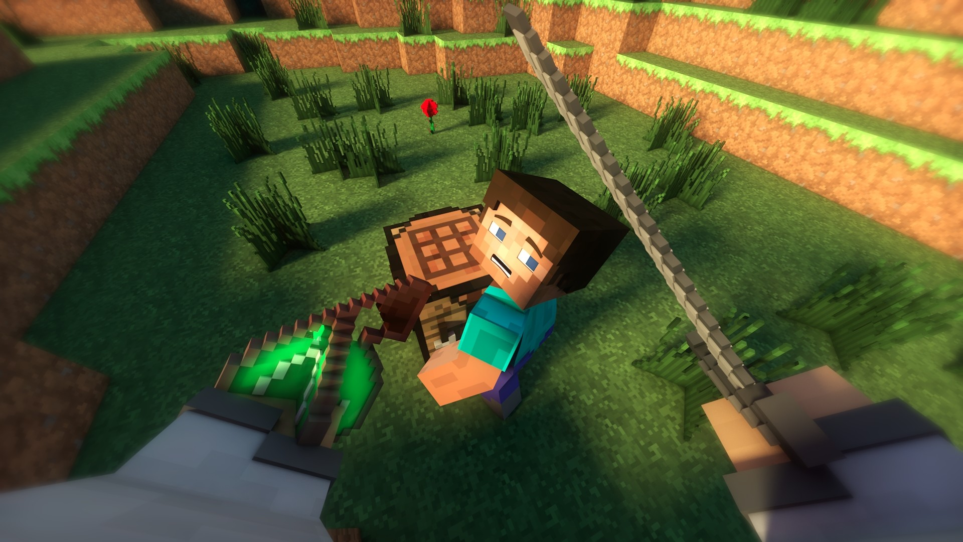 Wallpaper Of Minecraft 82 Pictures