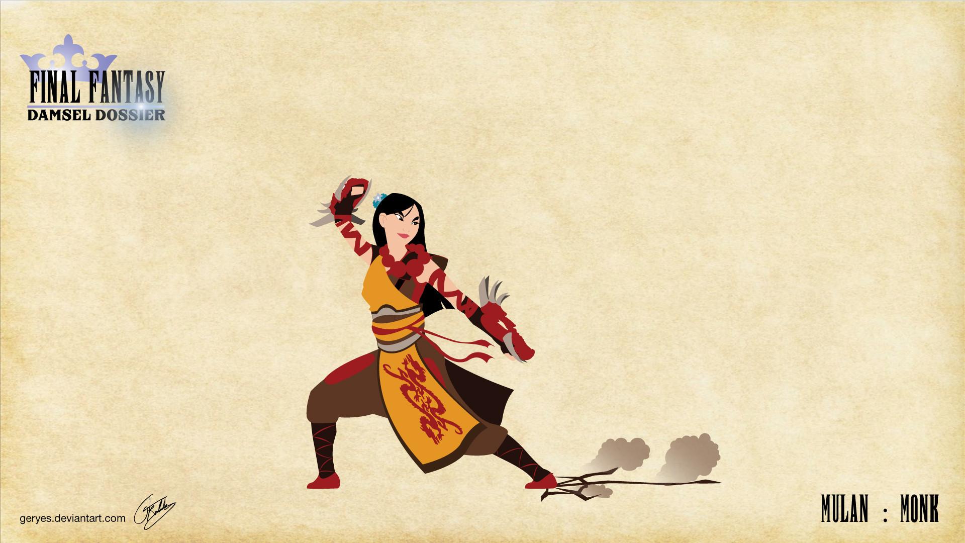 Mulan Wallpaper 69 Pictures
