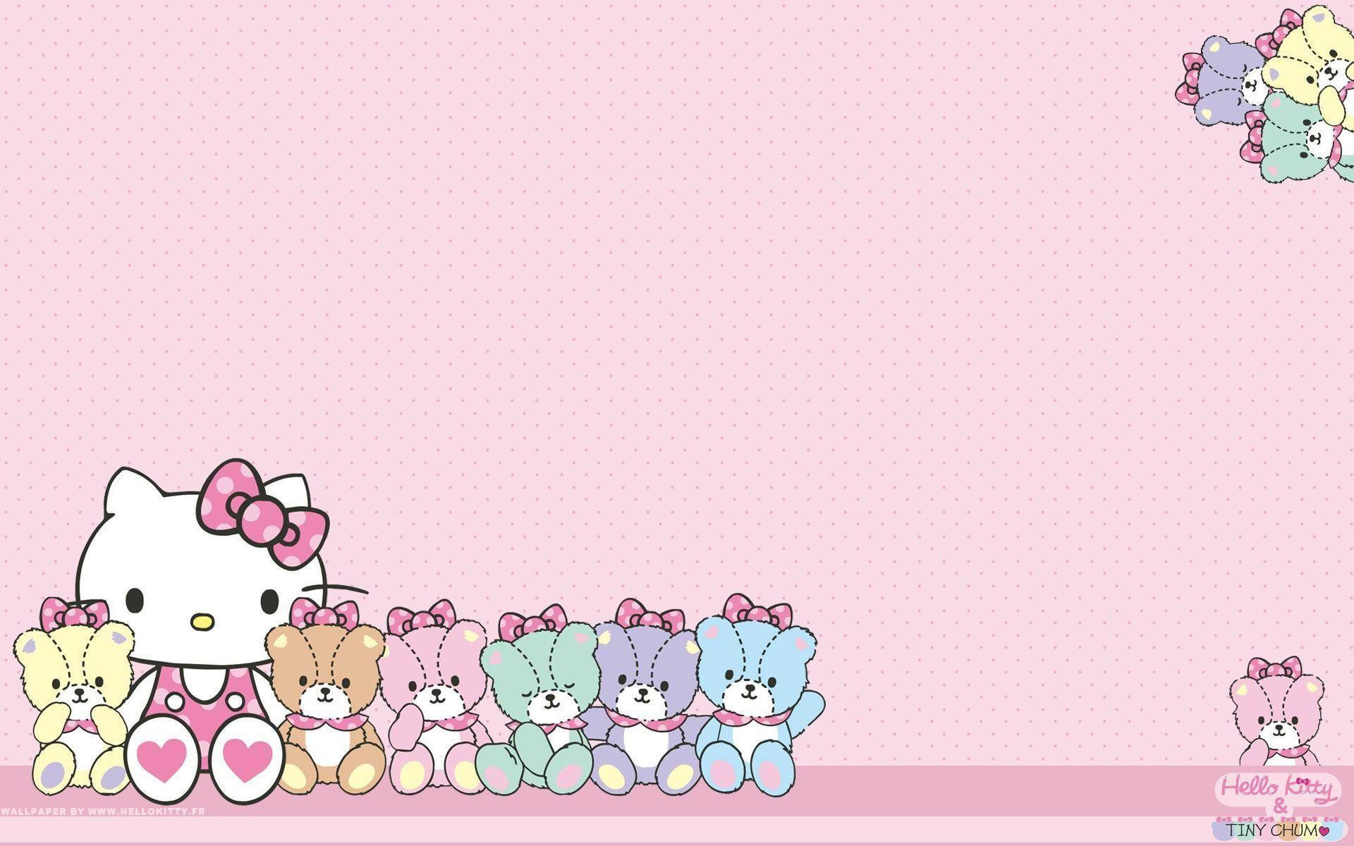 Hello Kitty Wallpaper For Computer 58 Pictures