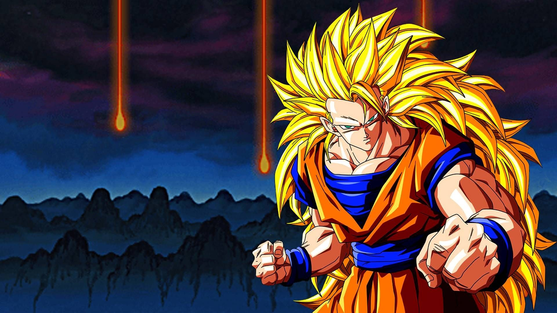 Dragon Ball Z Goku Wallpaper 4k Gambarku