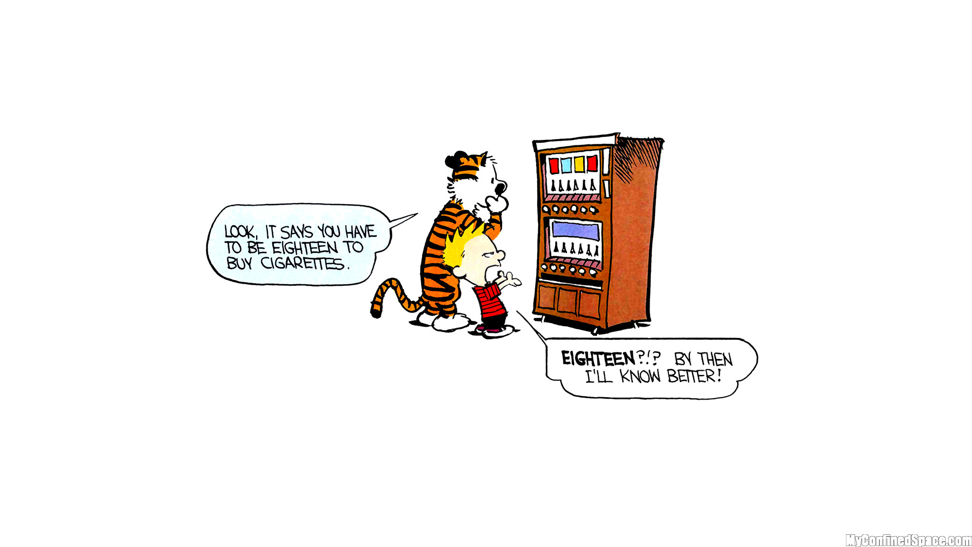 Calvin And Hobbes Wallpaper Space 63 Pictures