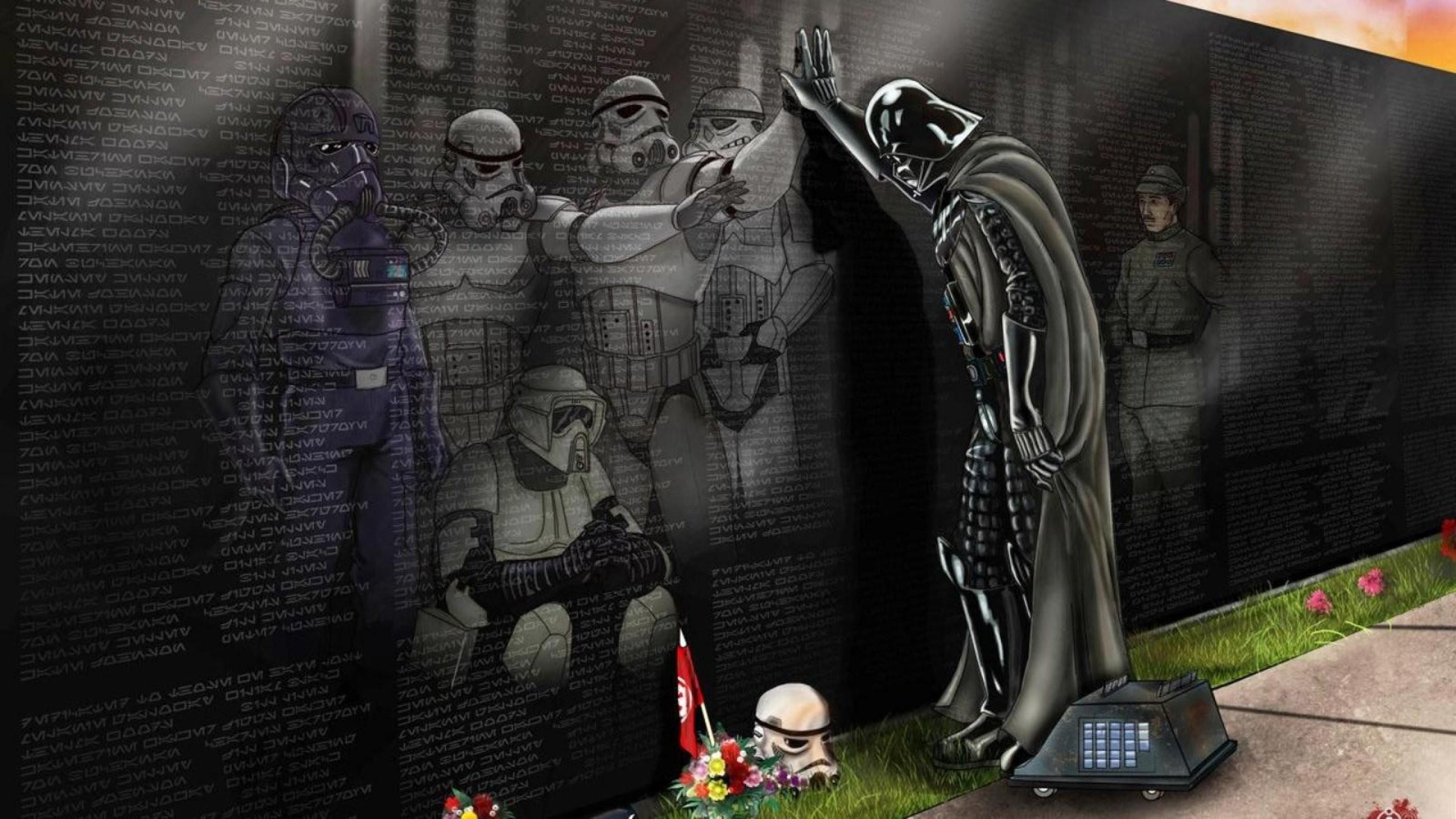 Download 5700 Wallpaper Darth Vader Lucu Paling Keren