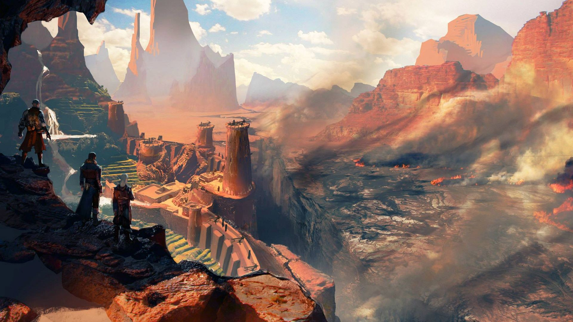 Dragon Age 2 Hd Wallpaper 74 Pictures