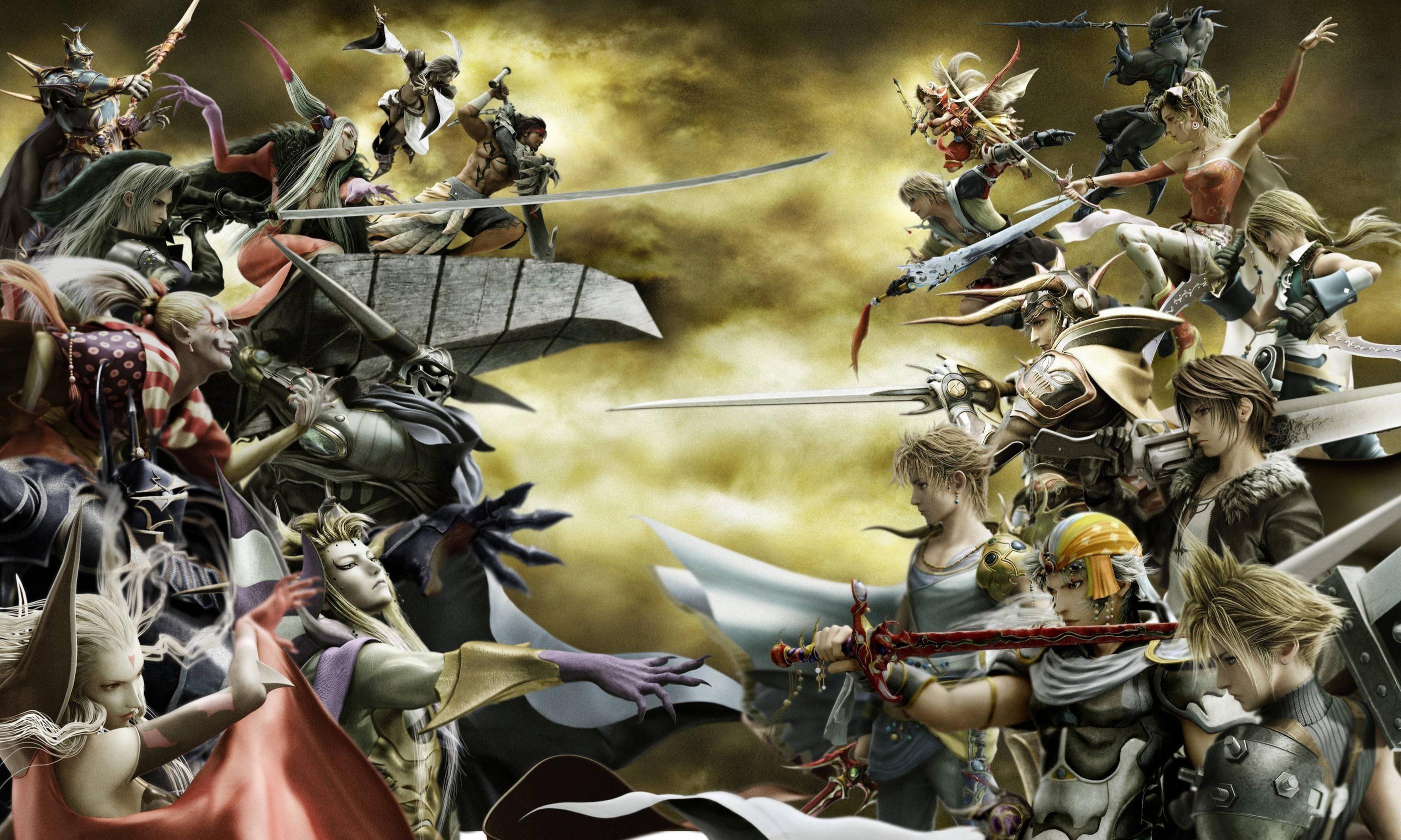 Download 920 Final Fantasy Wallpaper For Pc HD Terbaik