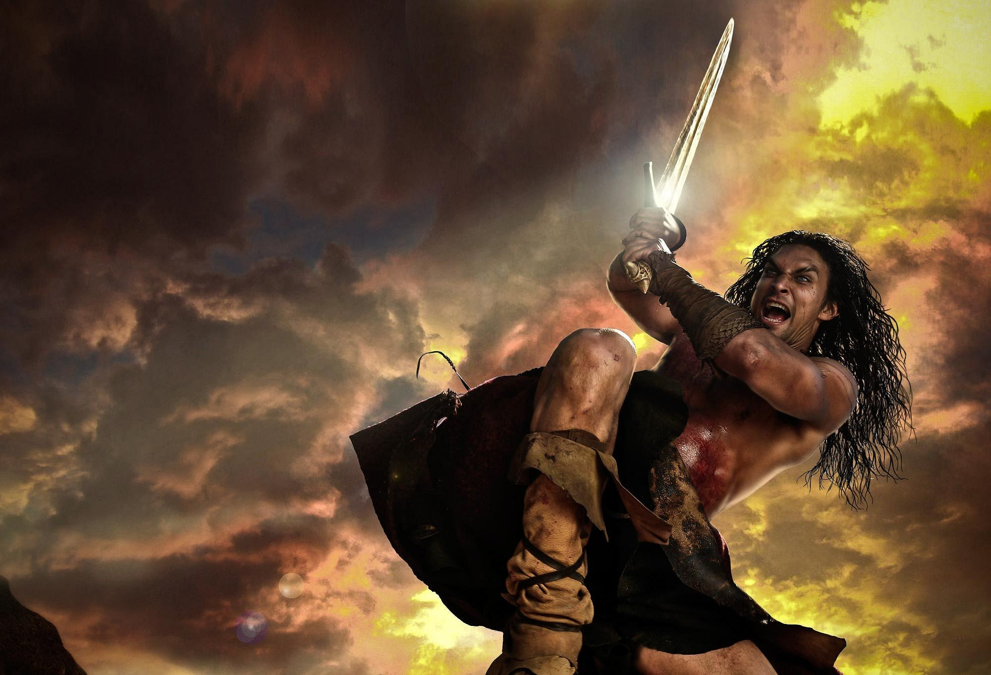 Conan the Barbarian Wallpapers (72+ pictures)