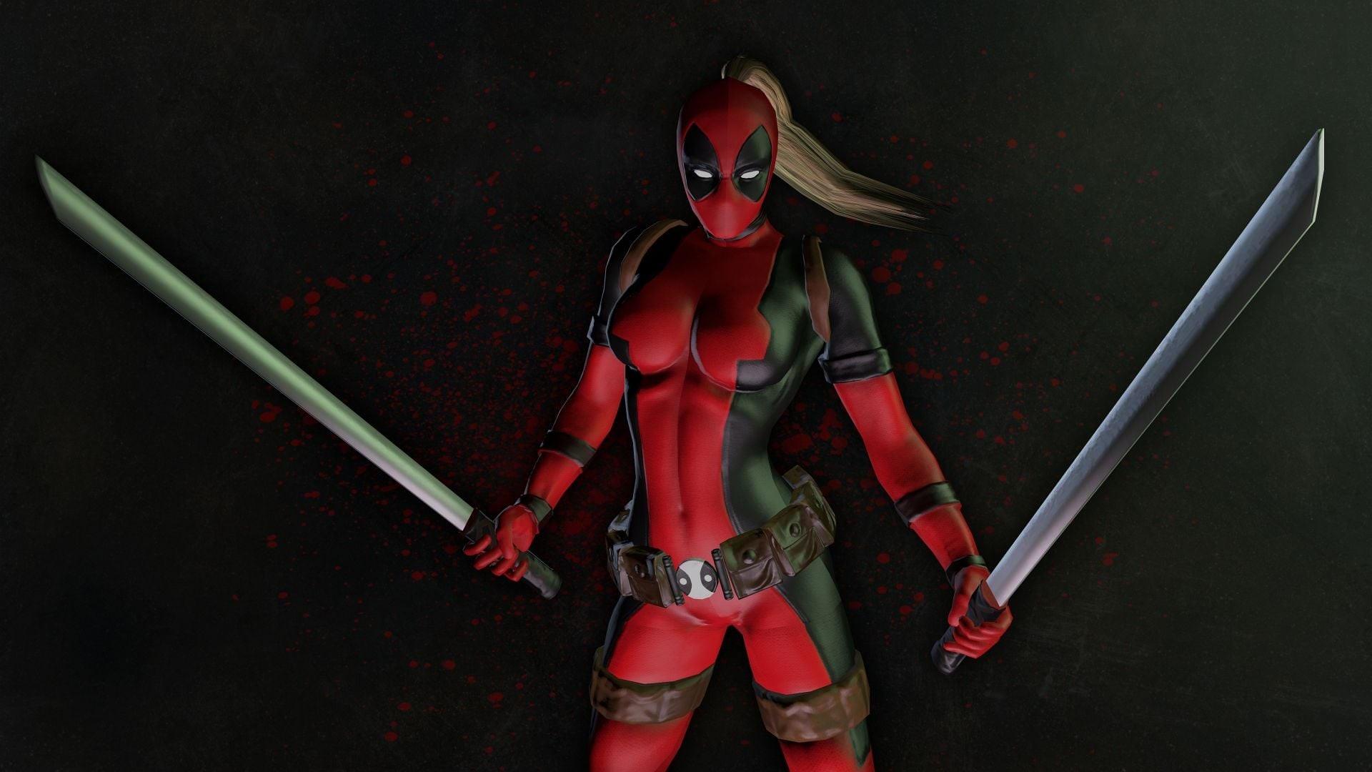 Deadpool Wallpaper 76 Pictures