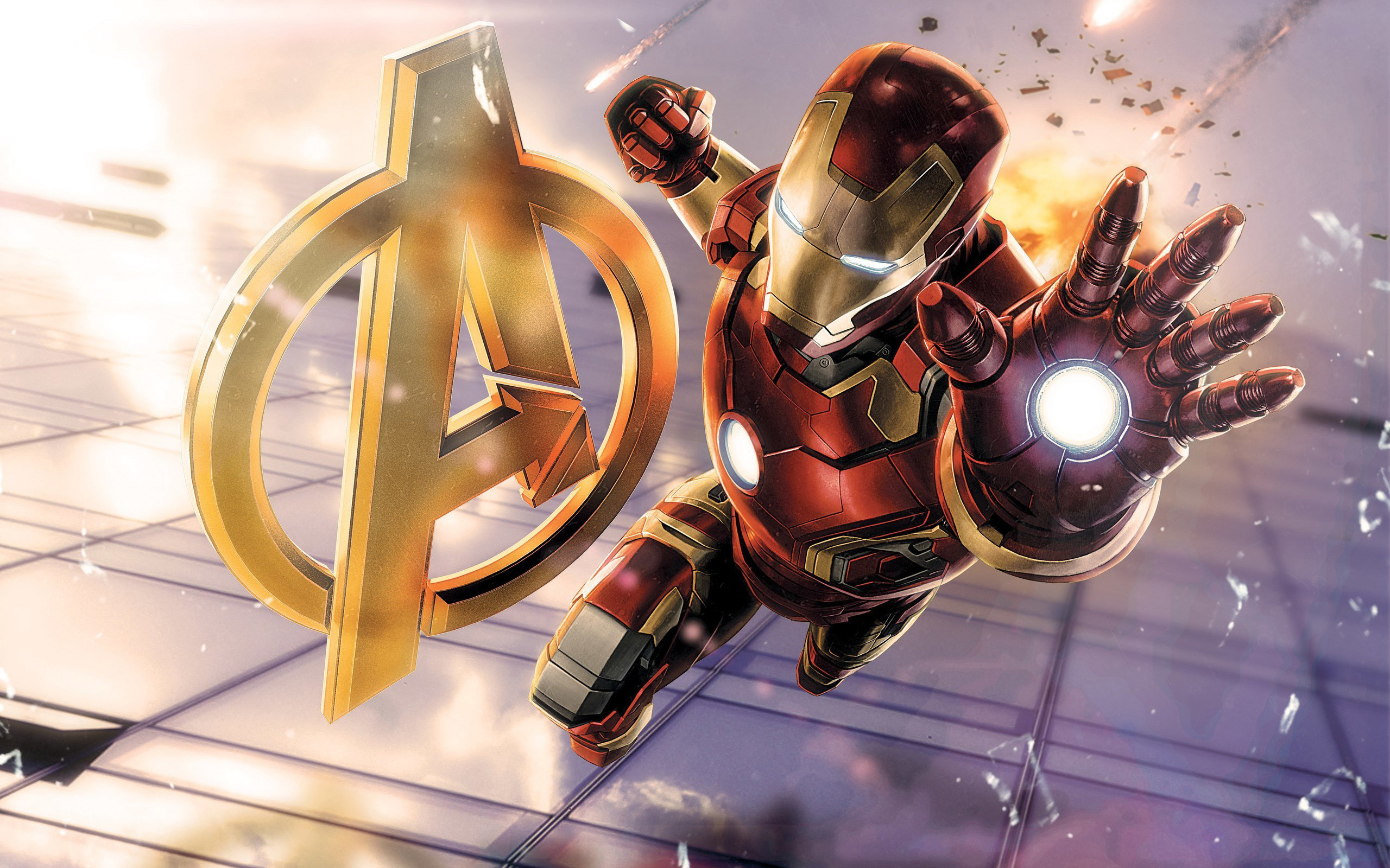 Iron Man Hd Wallpaper 78 Pictures