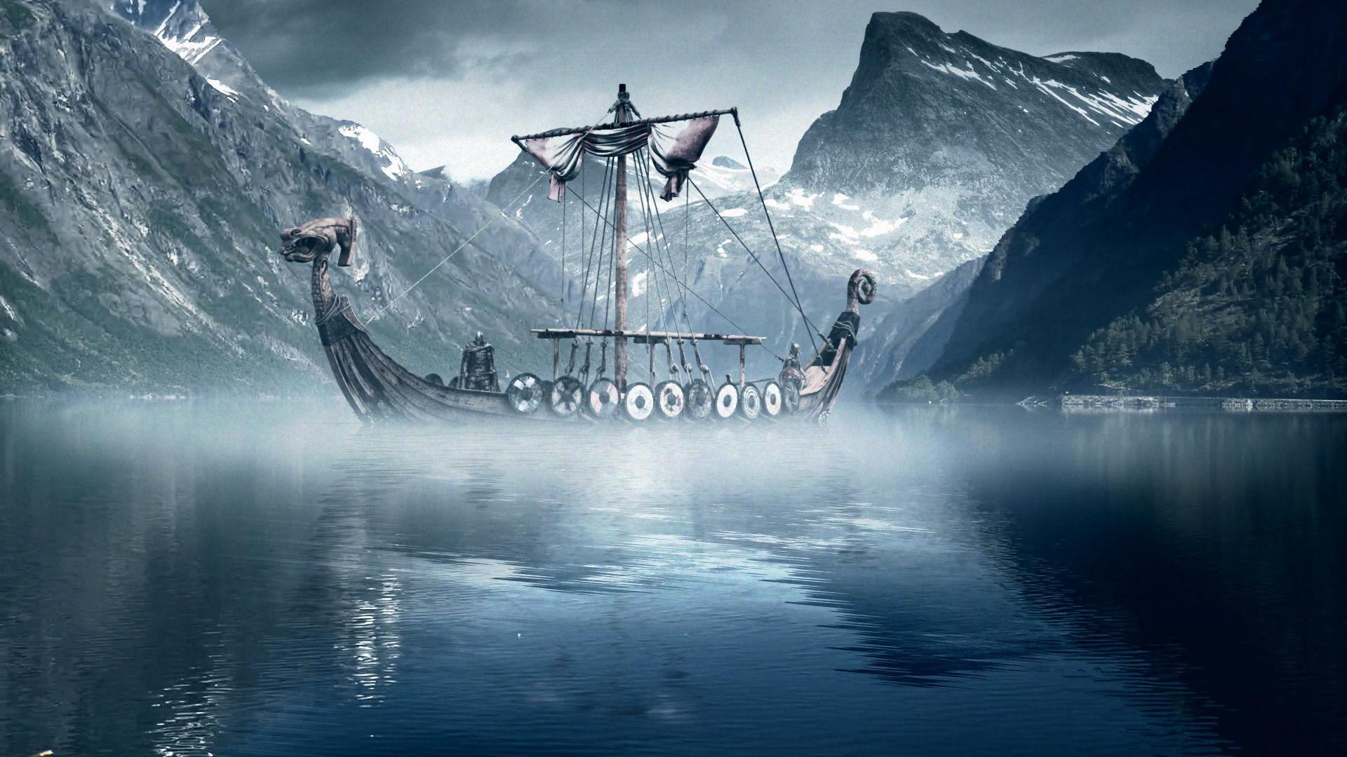 Vikings Hintergrund