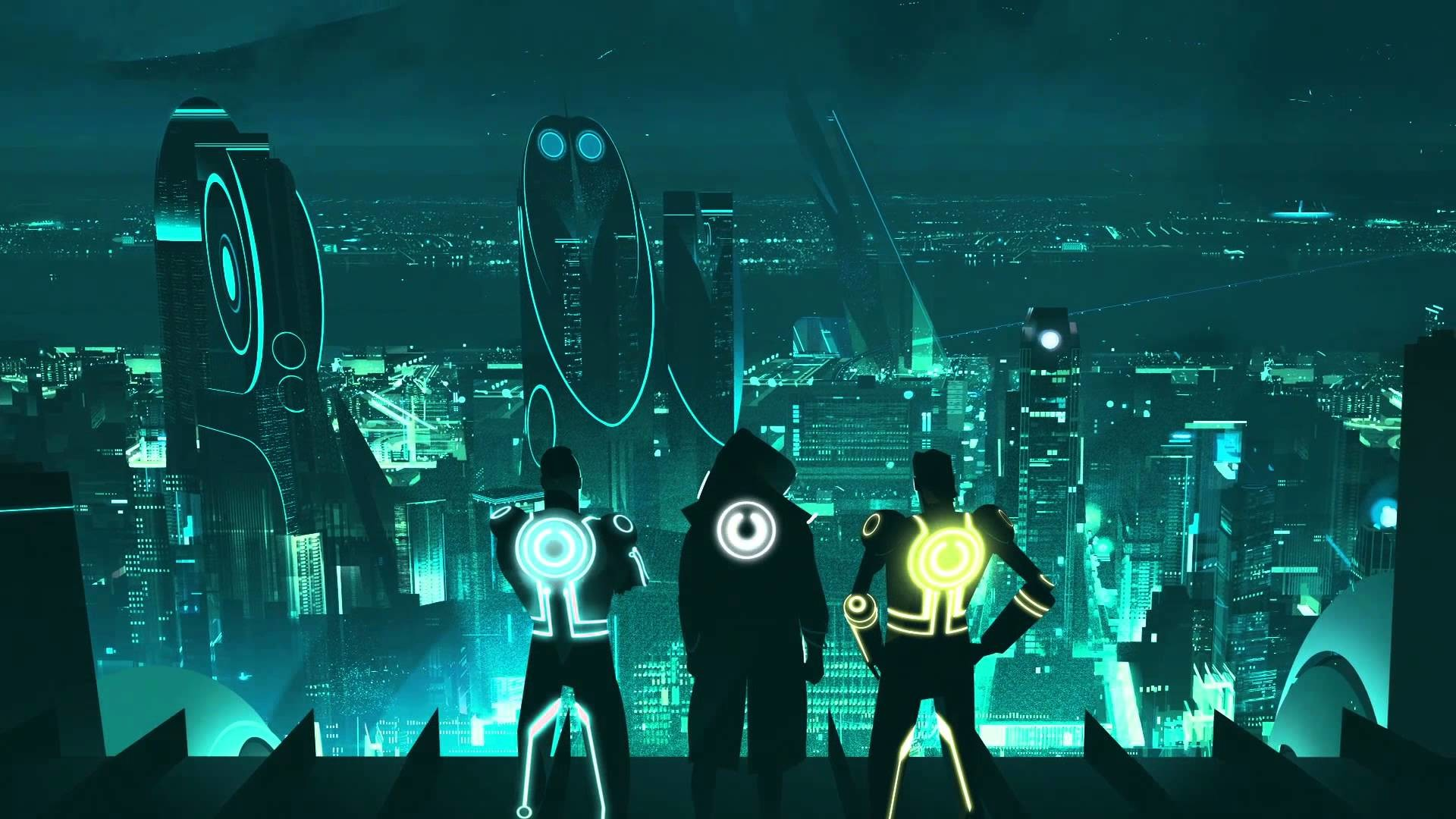 Tron City Wallpapers 26822