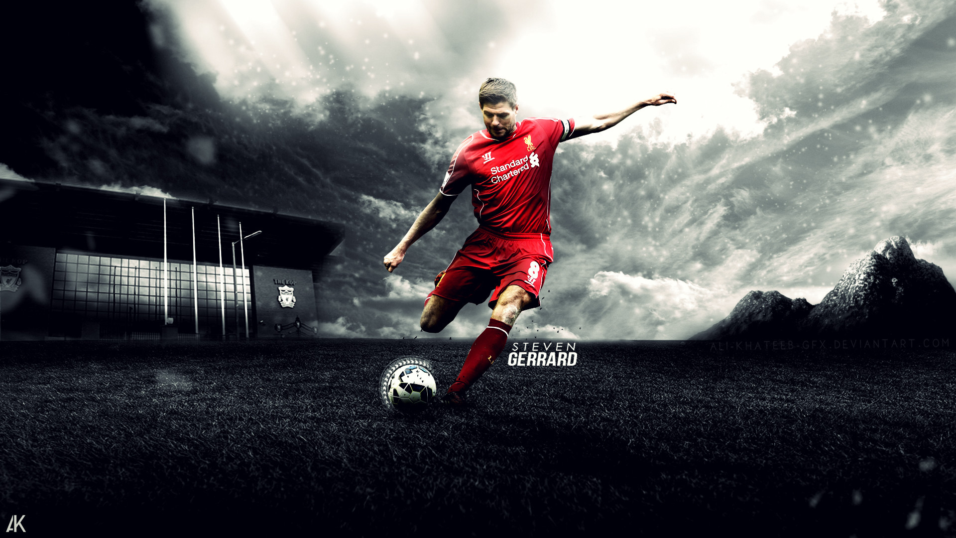 Lfc Wallpaper (58+ Pictures