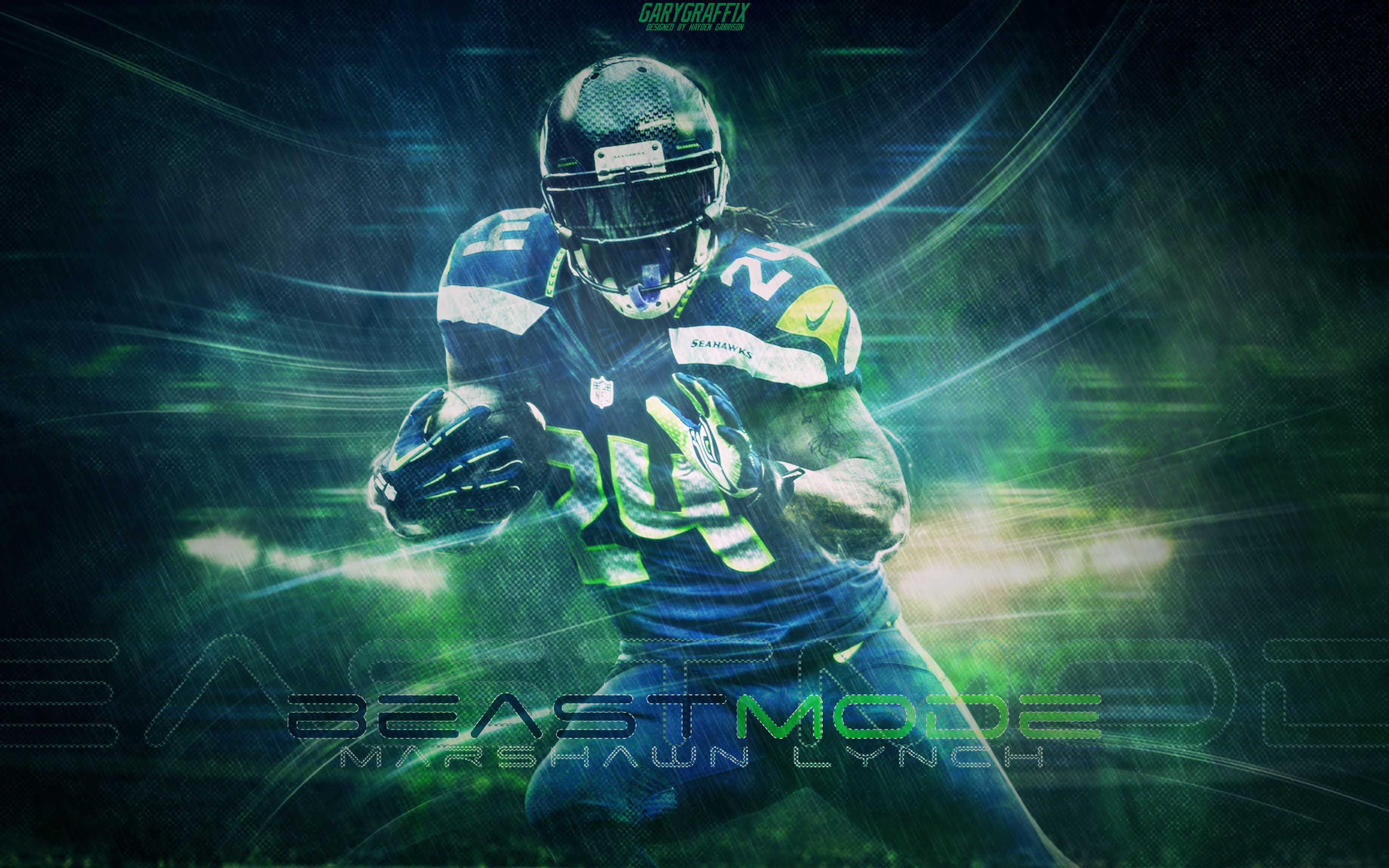 Marshawn Lynch Wallpapers (79+ pictures)
