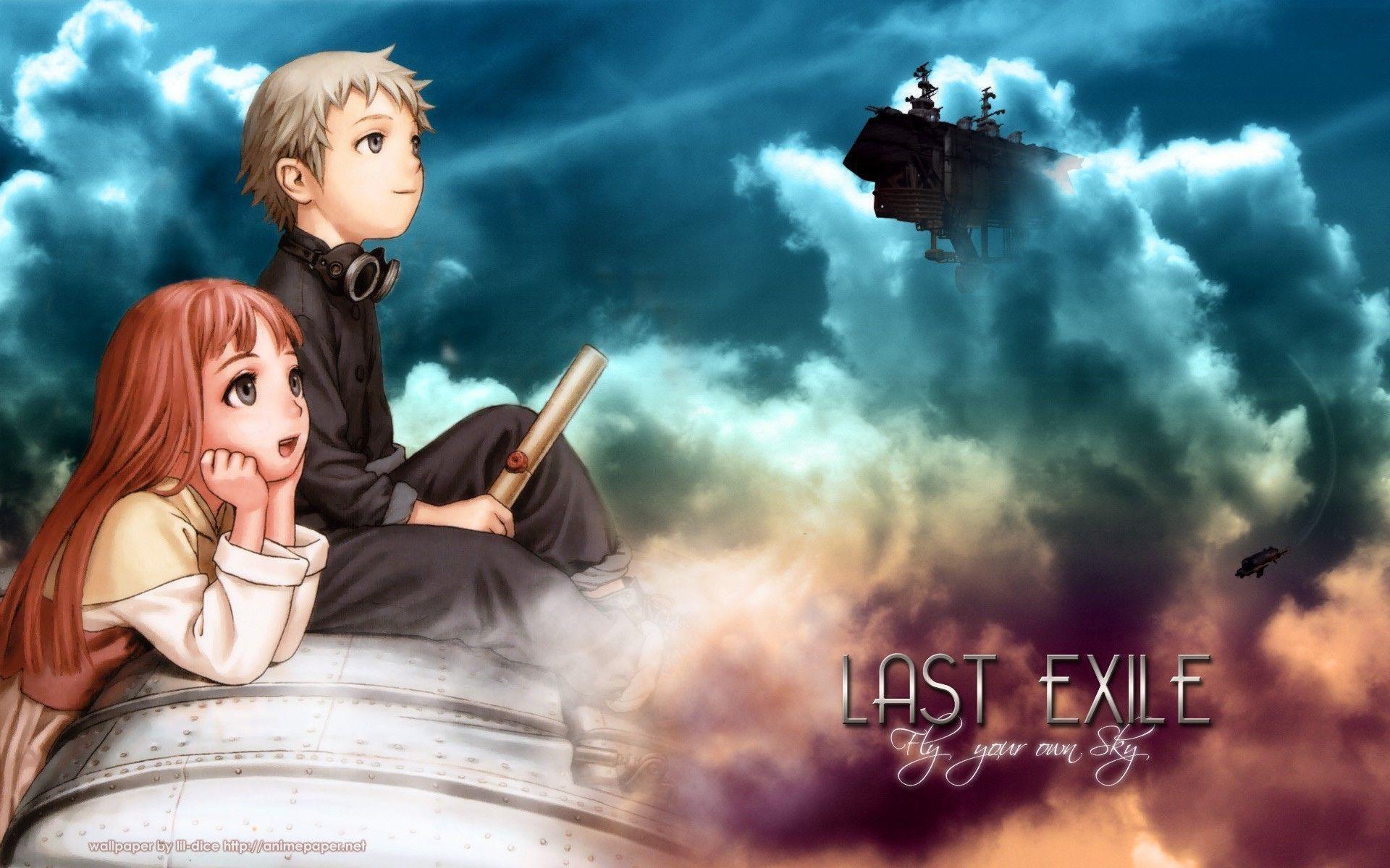 Last Exile Wallpaper 63 Pictures