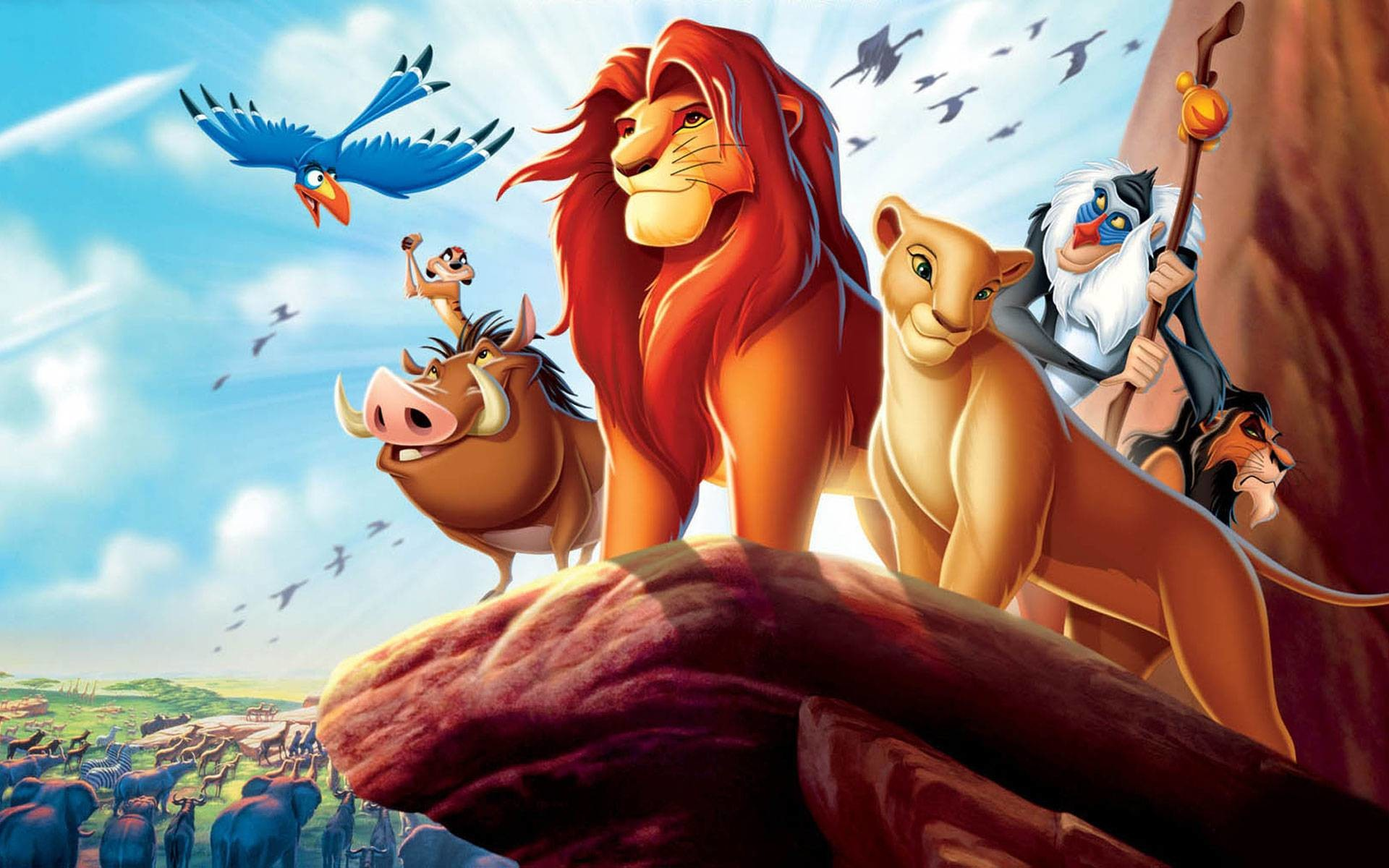 Disney Characters Wallpapers 59 Pictures