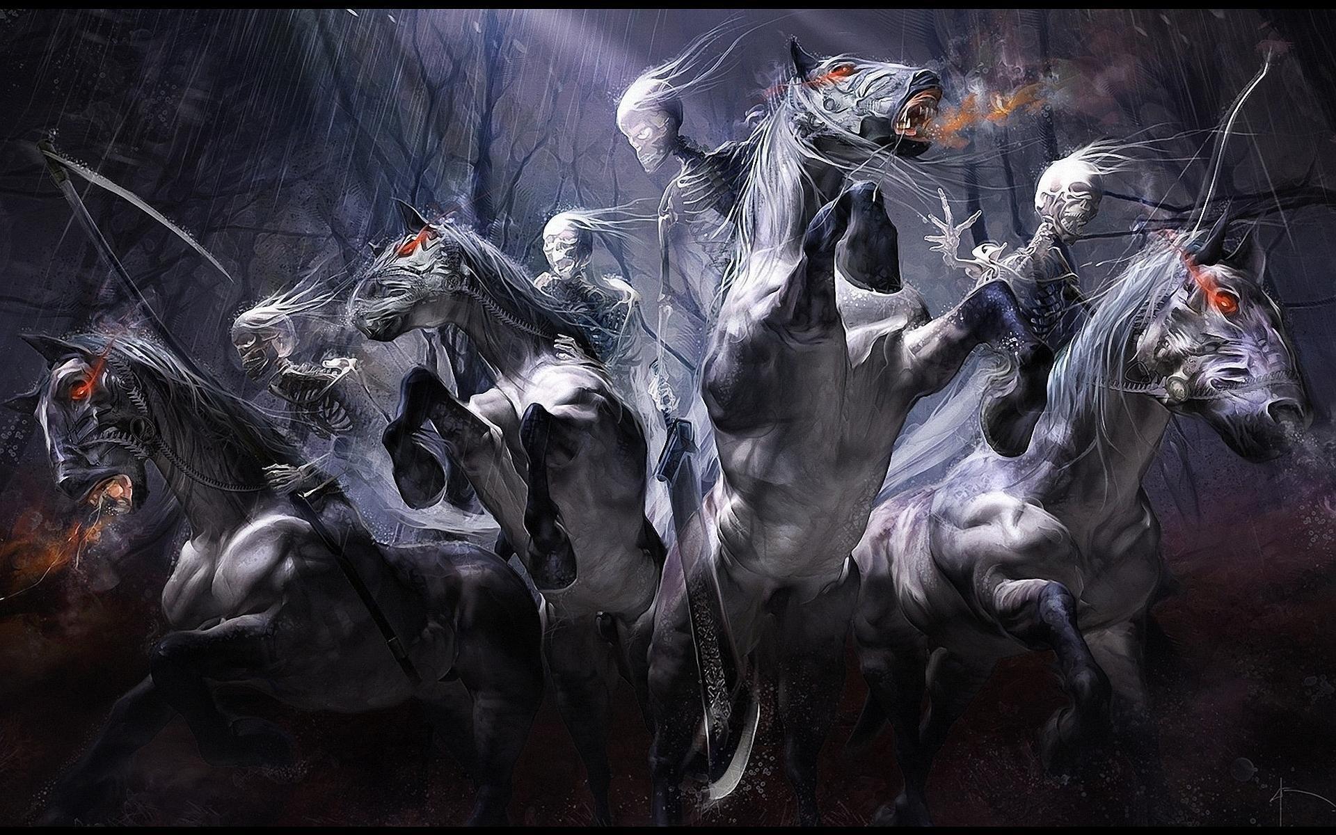 Four Horsemen Wallpaper 72 Pictures