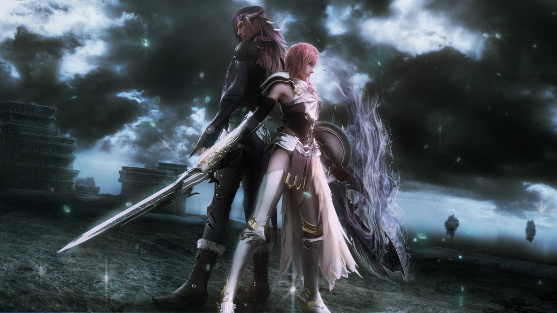 Final Fantasy XIII 2 Wallpaper (85+ pictures)