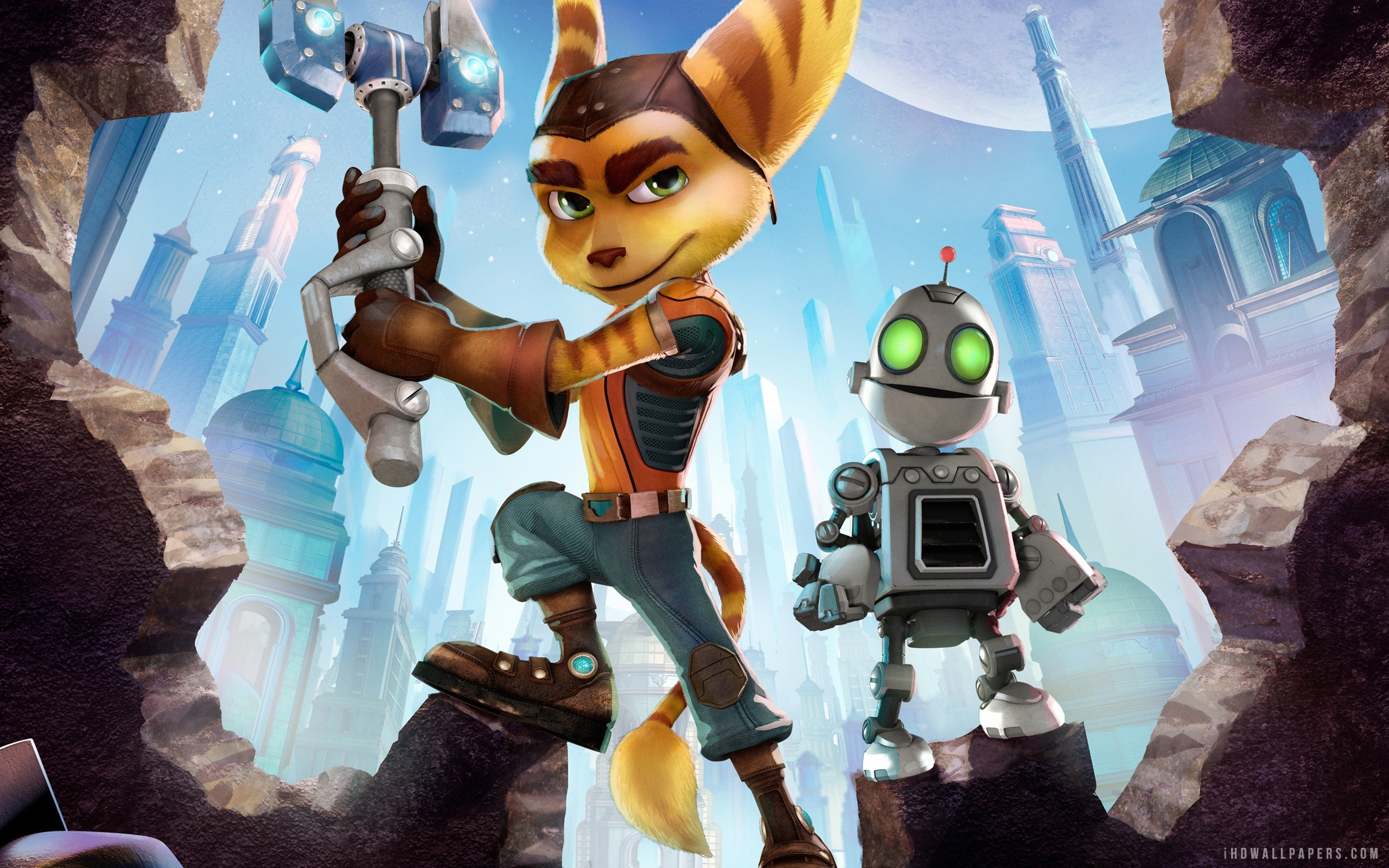 Ratchet And Clank Wallpaper 82 Pictures