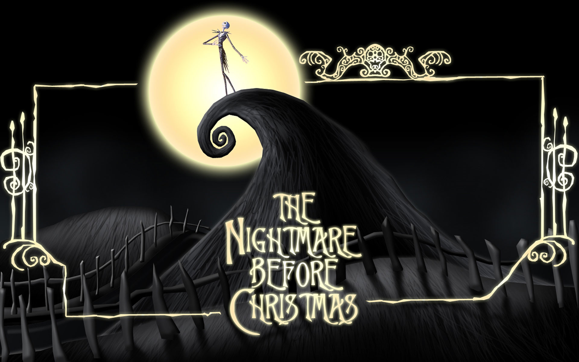 The Nightmare Before Christmas Wallpaper (56+ pictures)