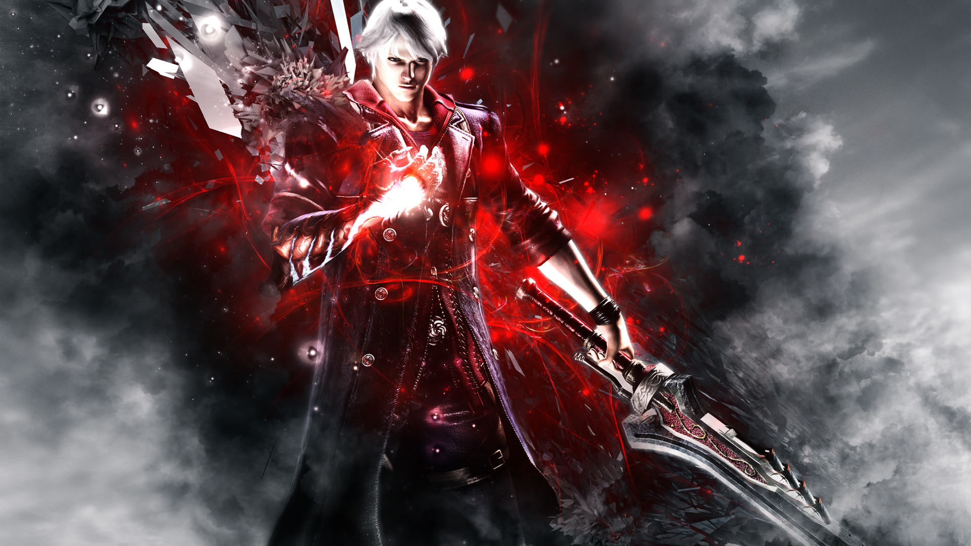 Devil May Cry Backgrounds 84 Pictures