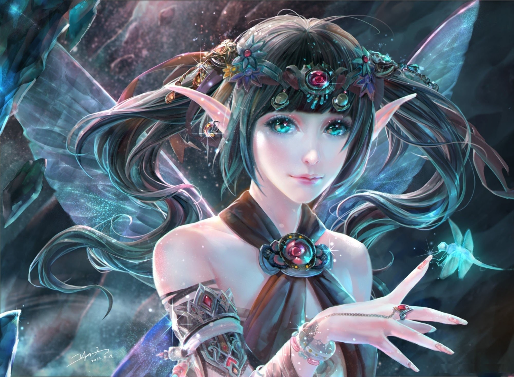 Dark Fairy Wallpaper 57 Pictures
