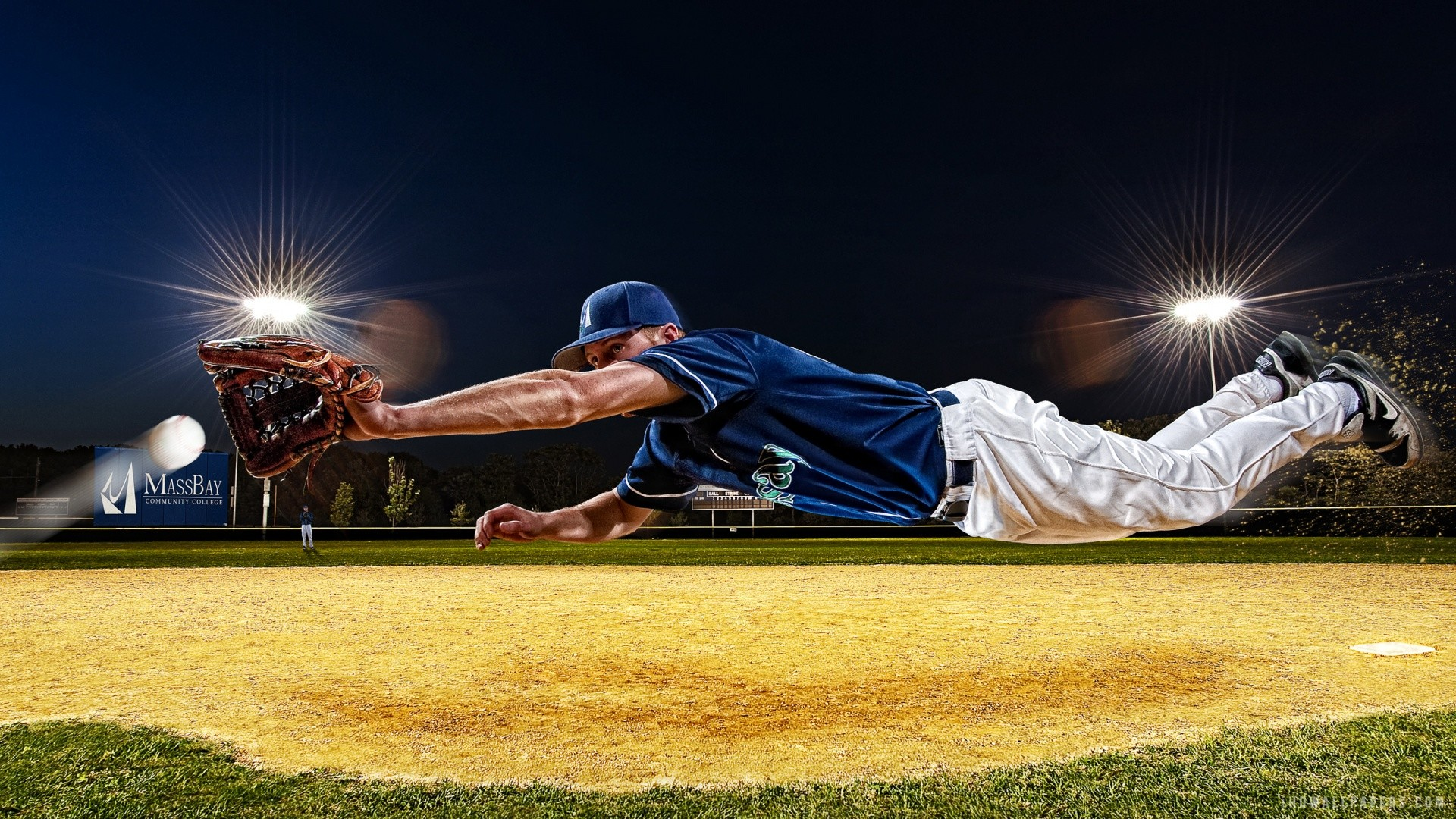 Cool Backgrounds Sports Baseball: Cool Baseball Backgrounds (60+ Pictures