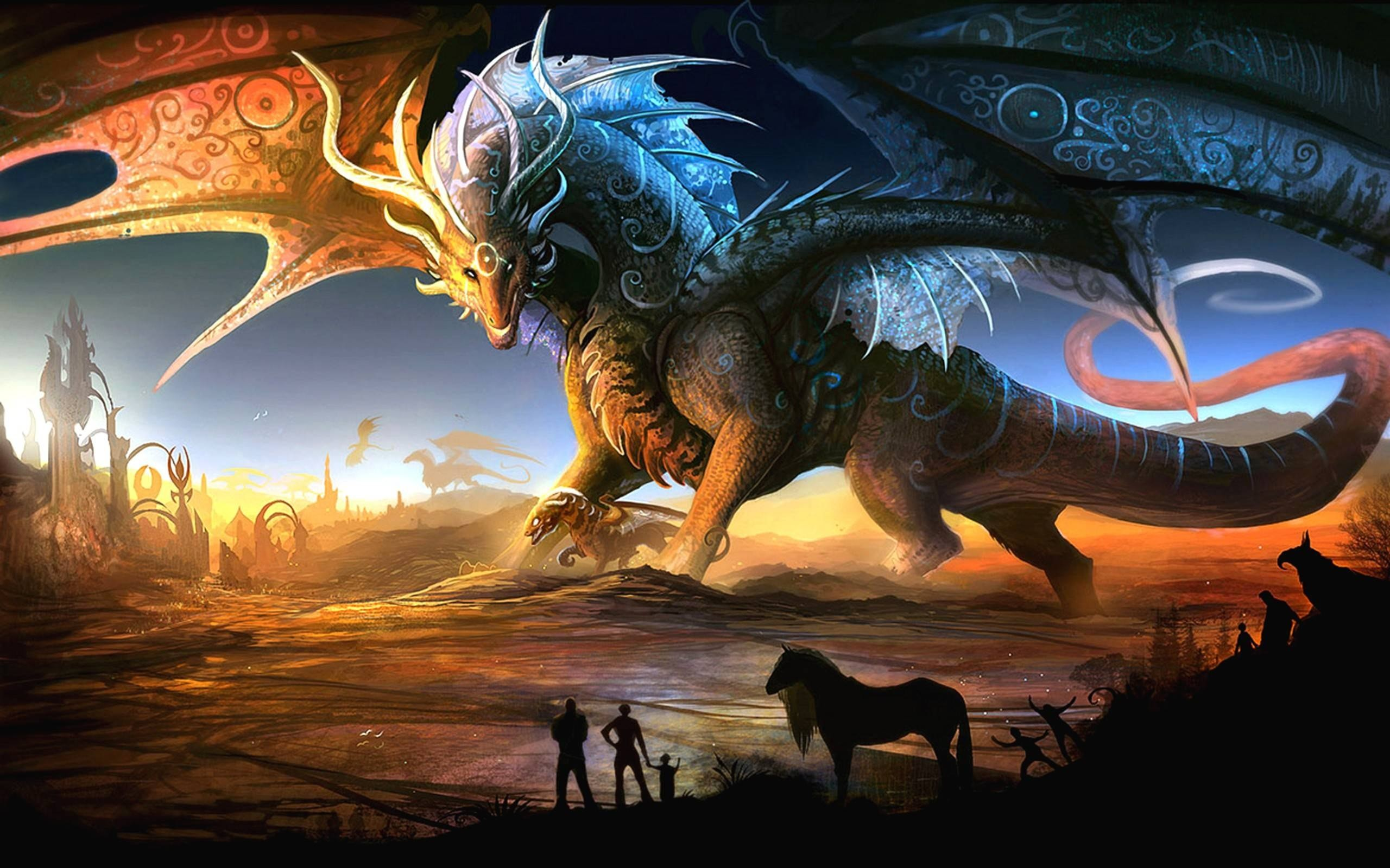 dragon images wallpaper (71+ pictures)