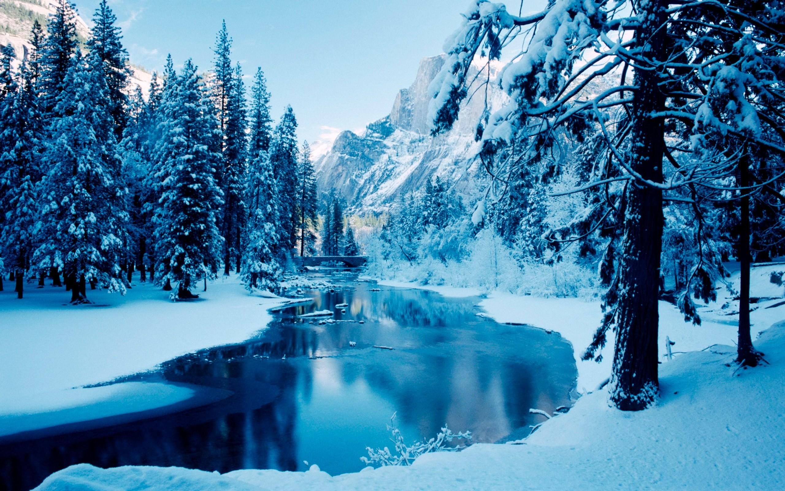 Snowy Desktop Backgrounds 47 Pictures