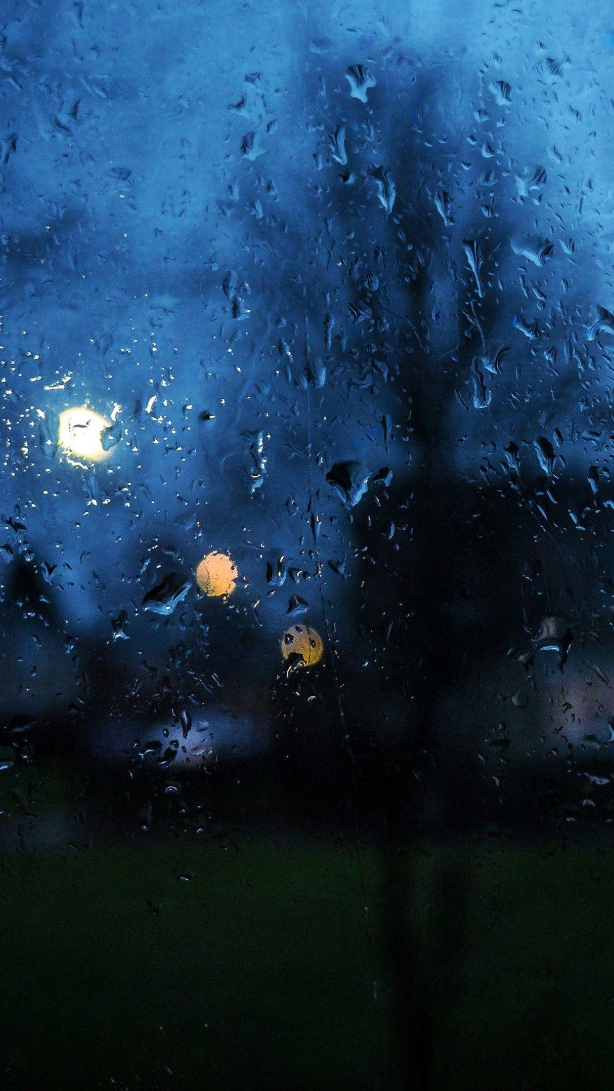 Rain Window Wallpaper 73 Pictures