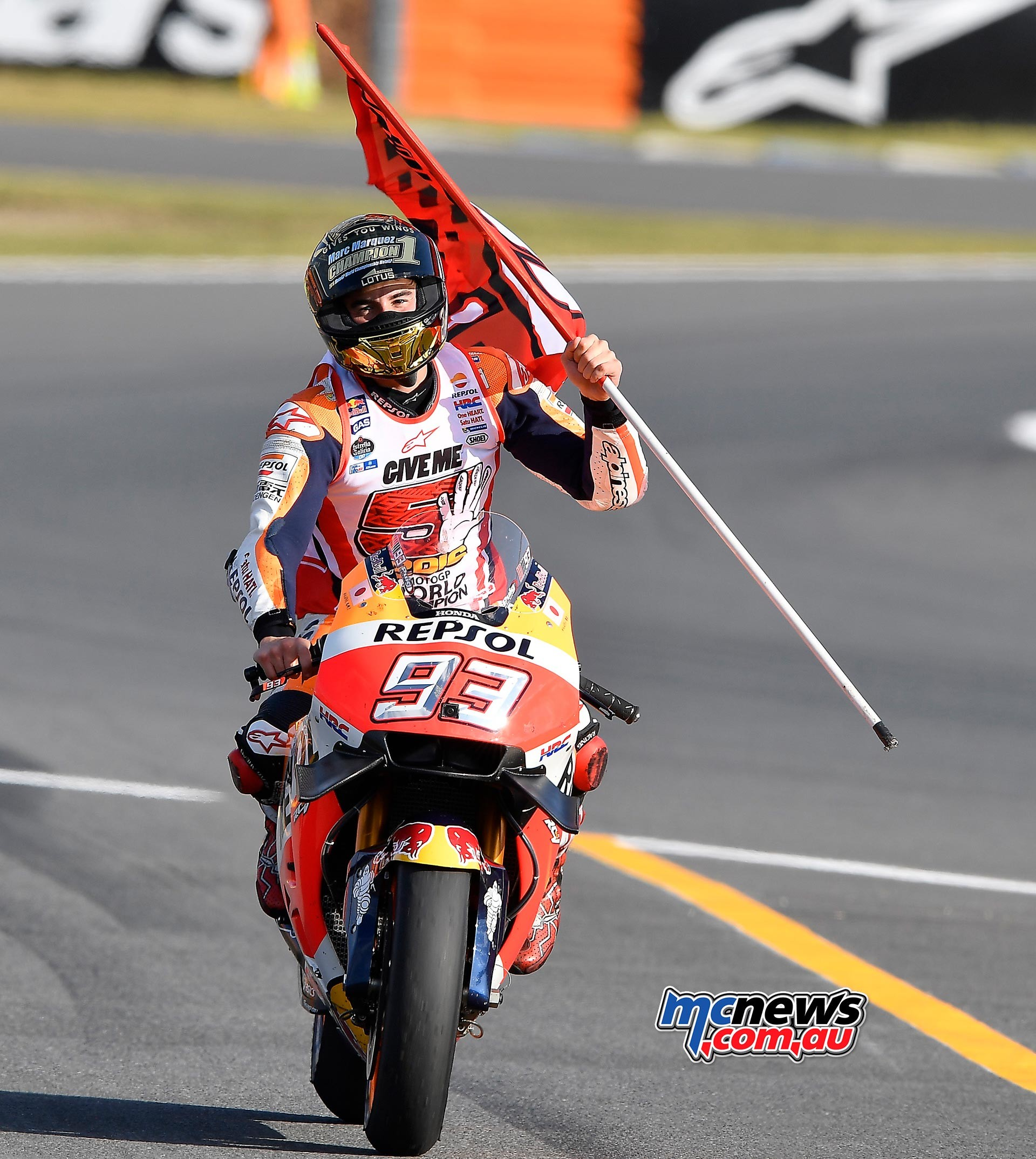 Marc Marquez Wallpapers (67+ Pictures