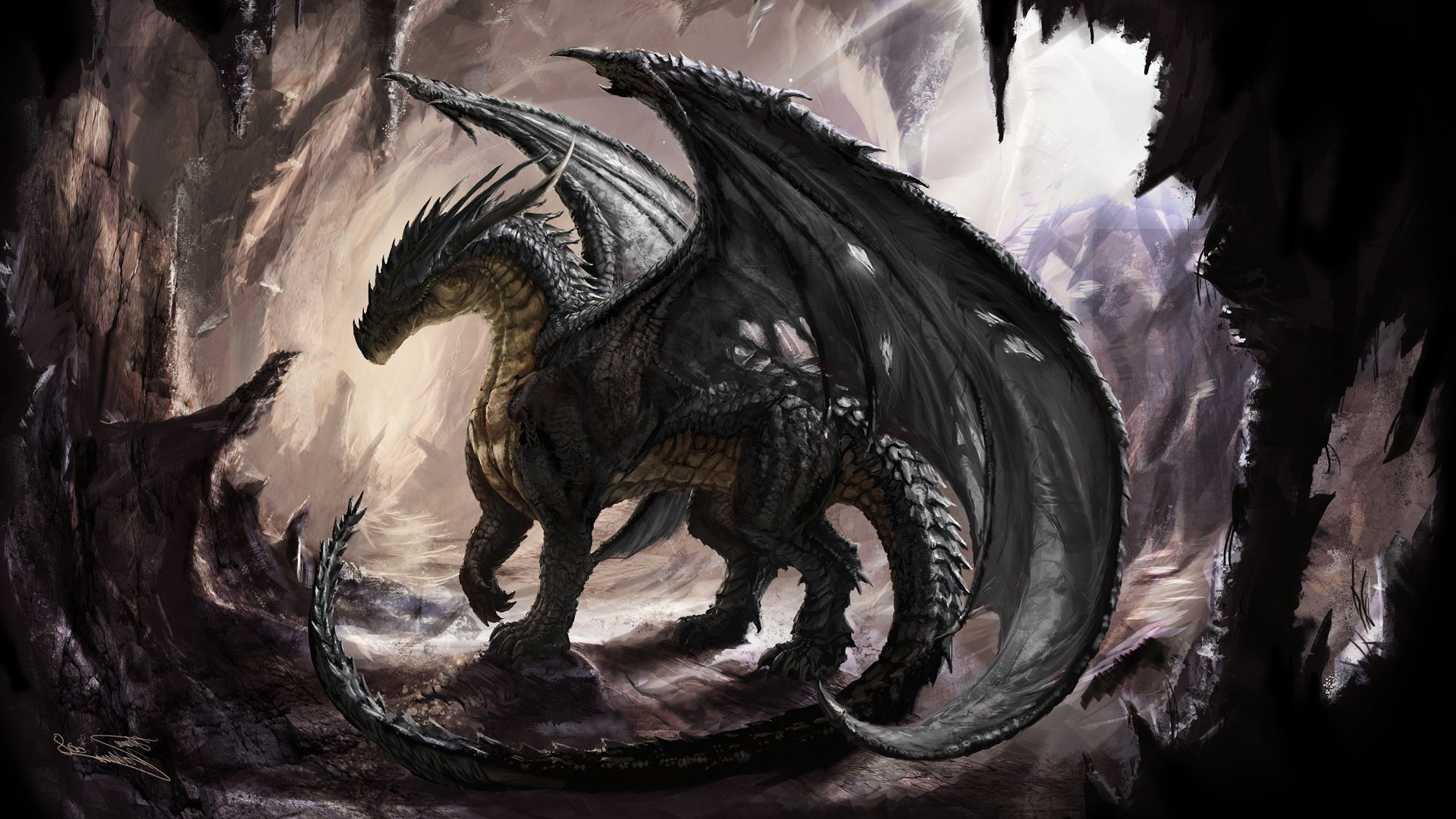 Dragon Fantasy Wallpaper 76 Pictures