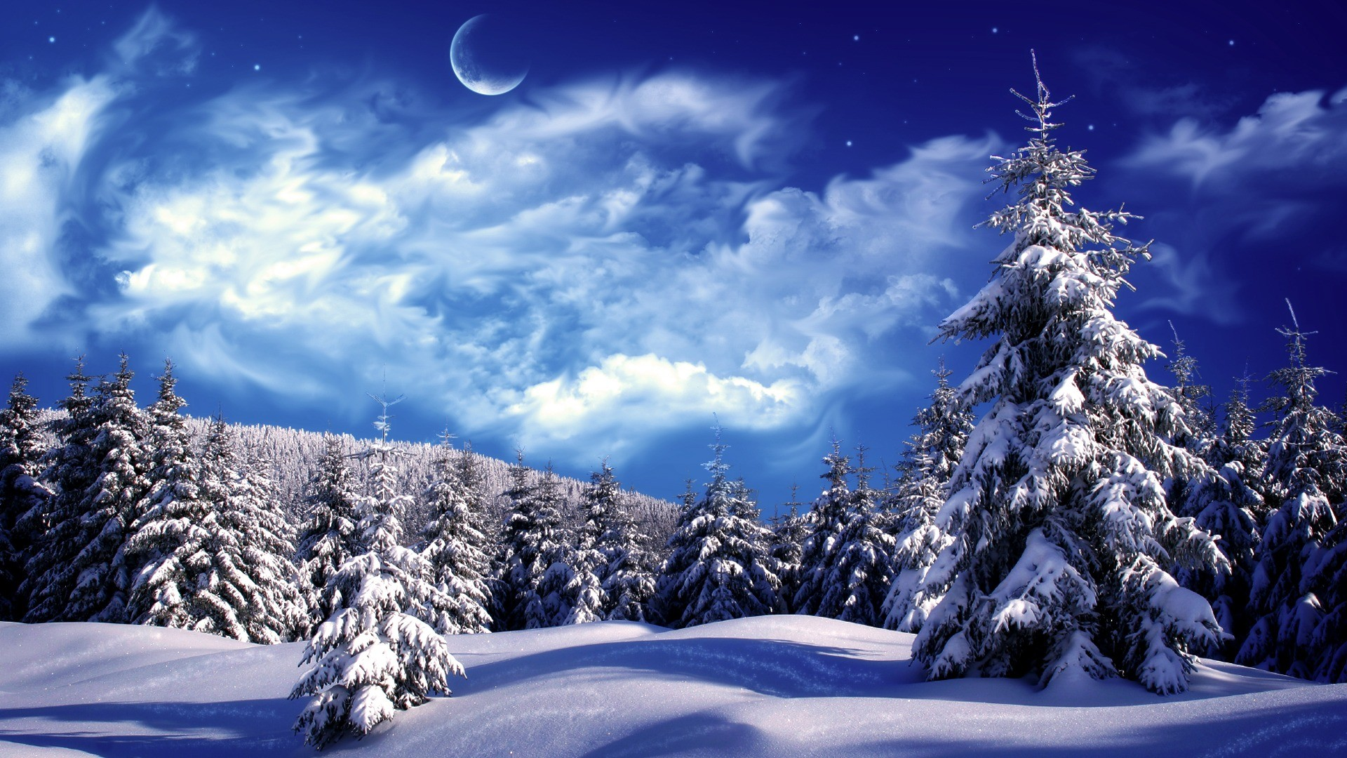 Winter Themed Wallpaper 53 Pictures