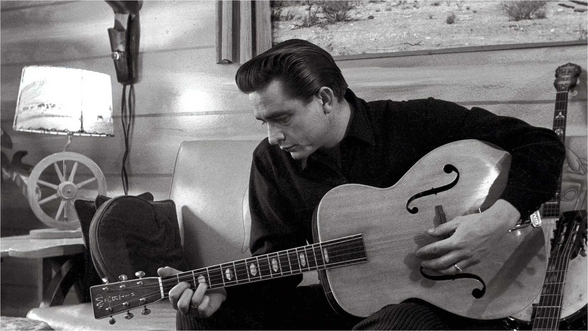 Johnny Cash Wallpaper (65+ Pictures