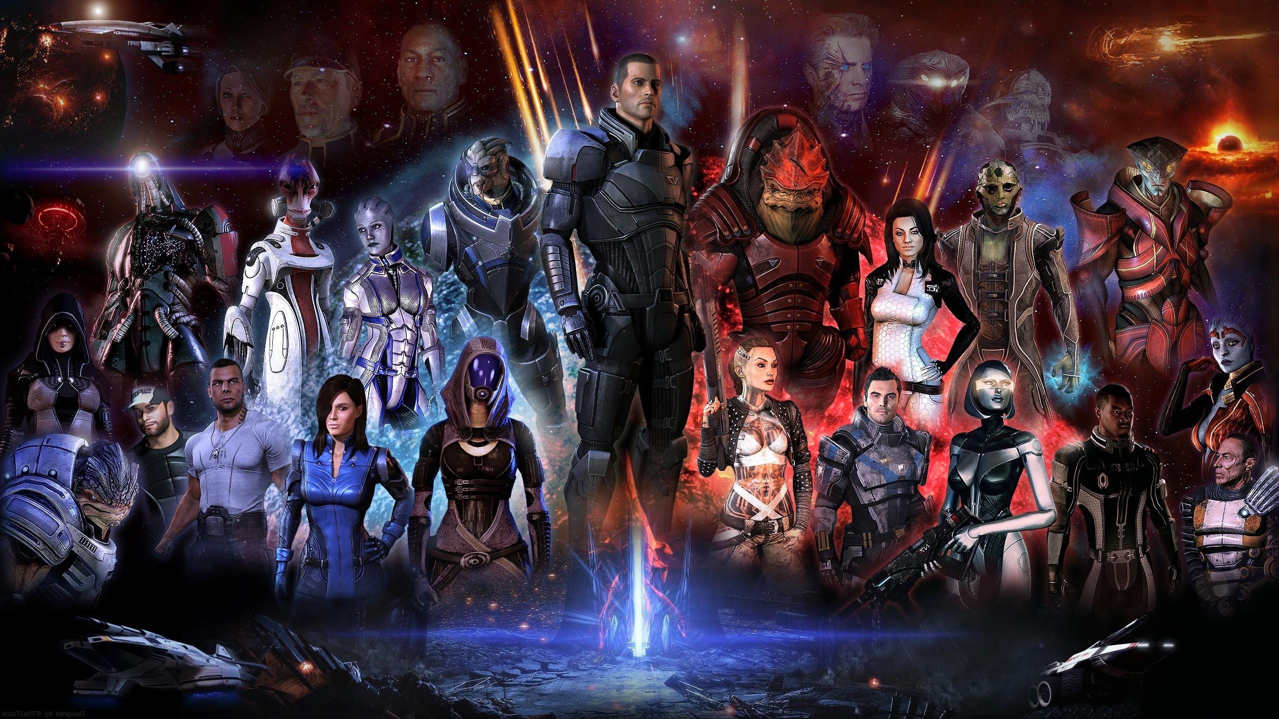 Mass Effect 2 Wallpaper 80 Pictures