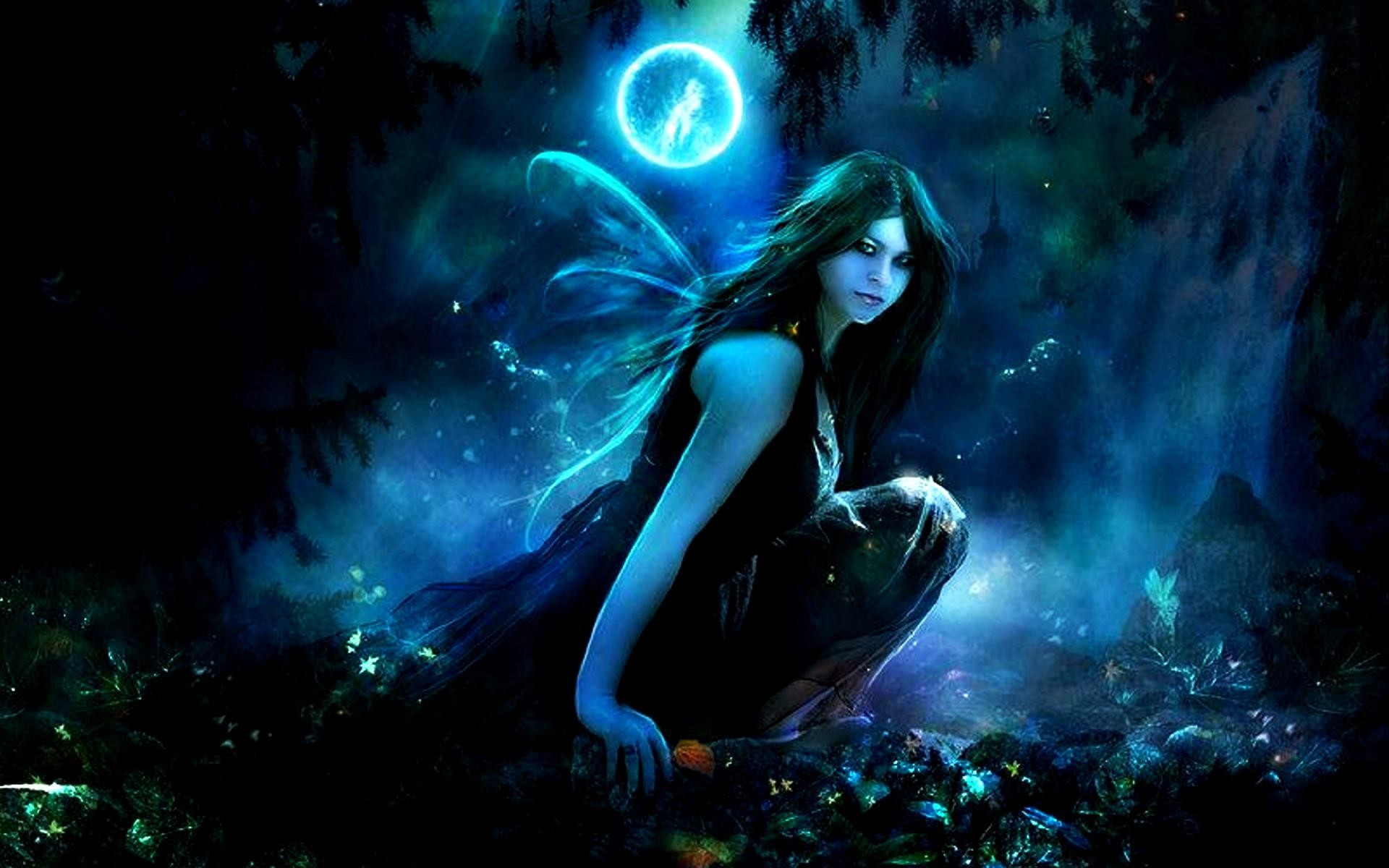 Gothic Fairies Wallpaper 52 Pictures