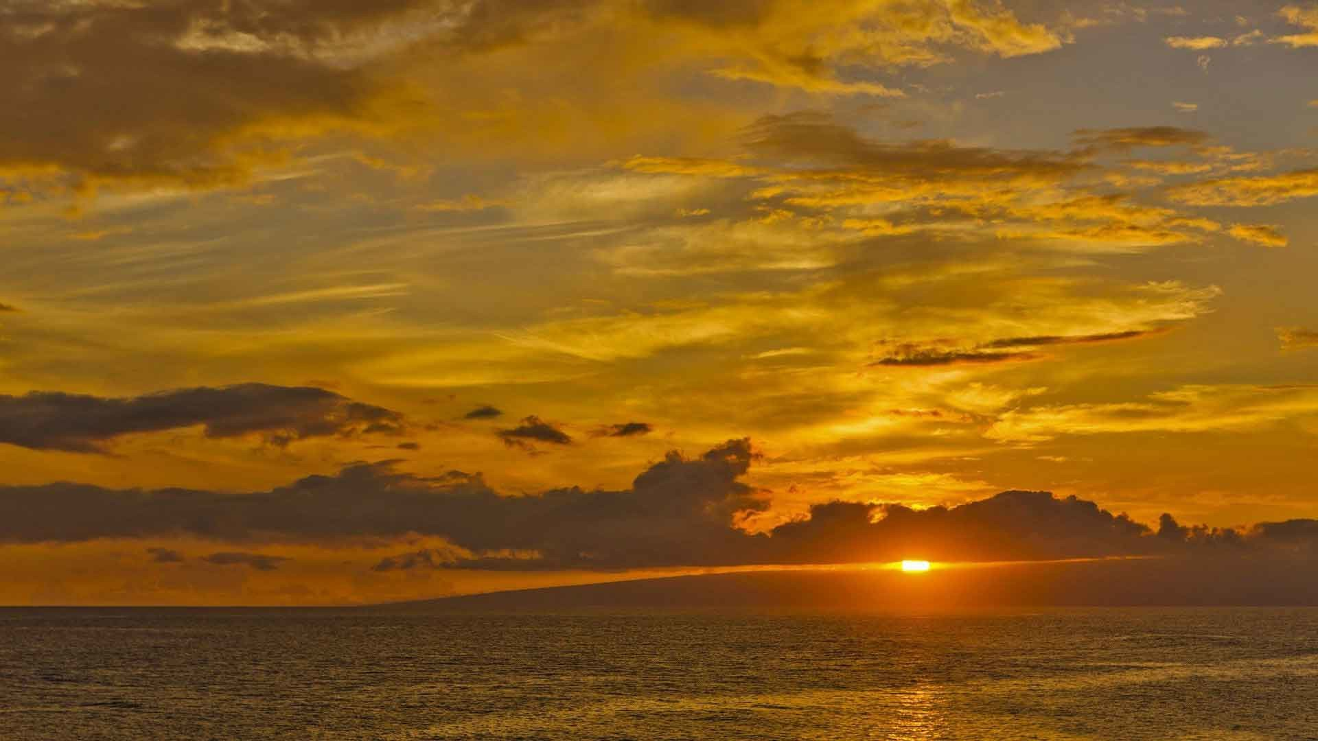 Kauai Wallpapers 54 Images: Hawaii Sunset Wallpaper (54+ Pictures
