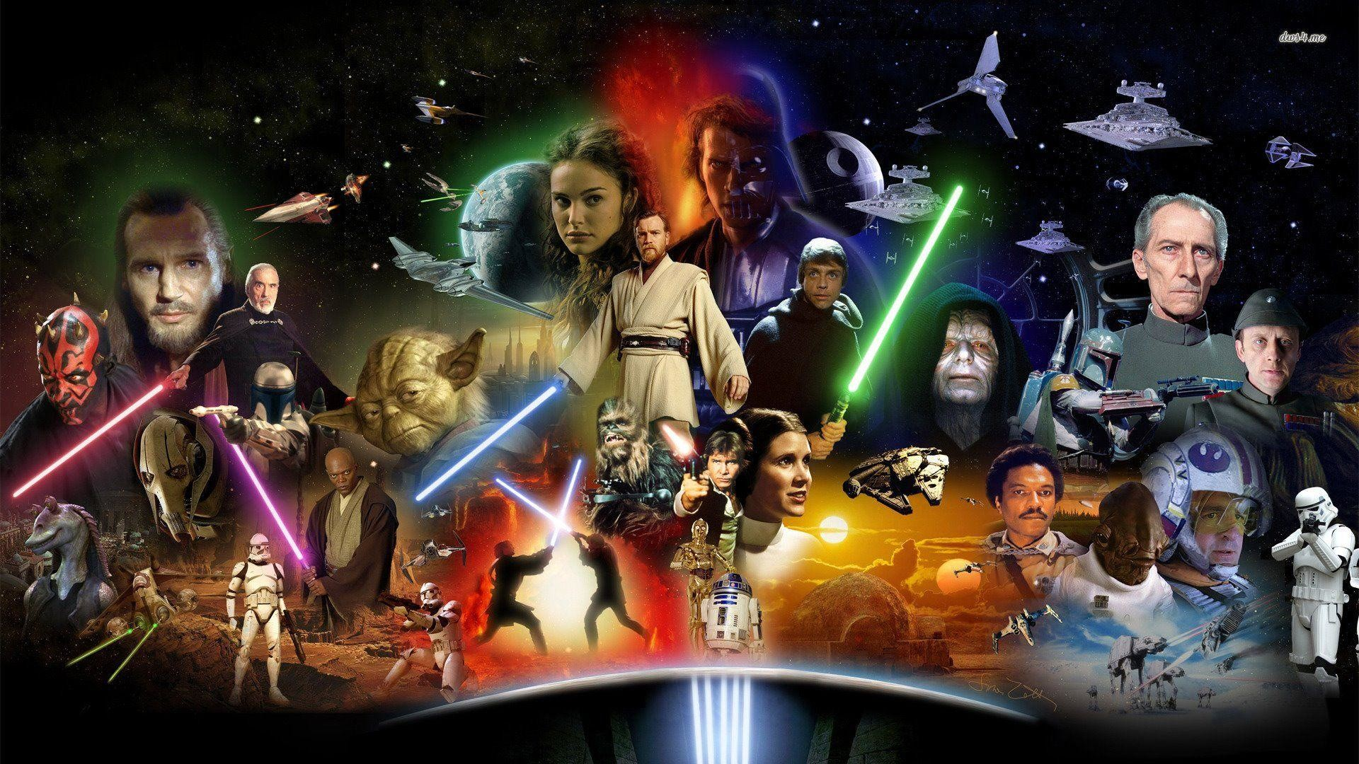 Star Wars Movie Wallpaper 65 Pictures