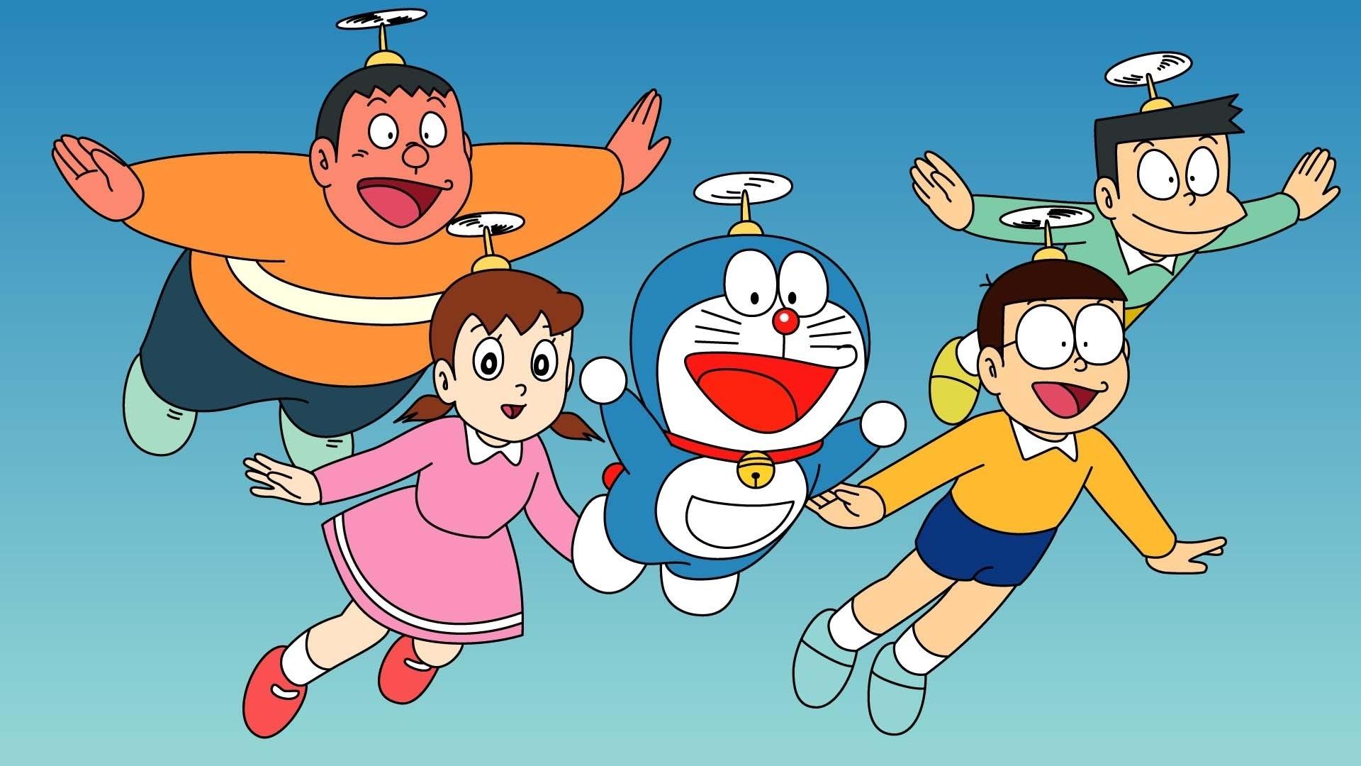 Unduh 8400 Koleksi Doraemon Wallpaper Free Download Hd HD Gratid