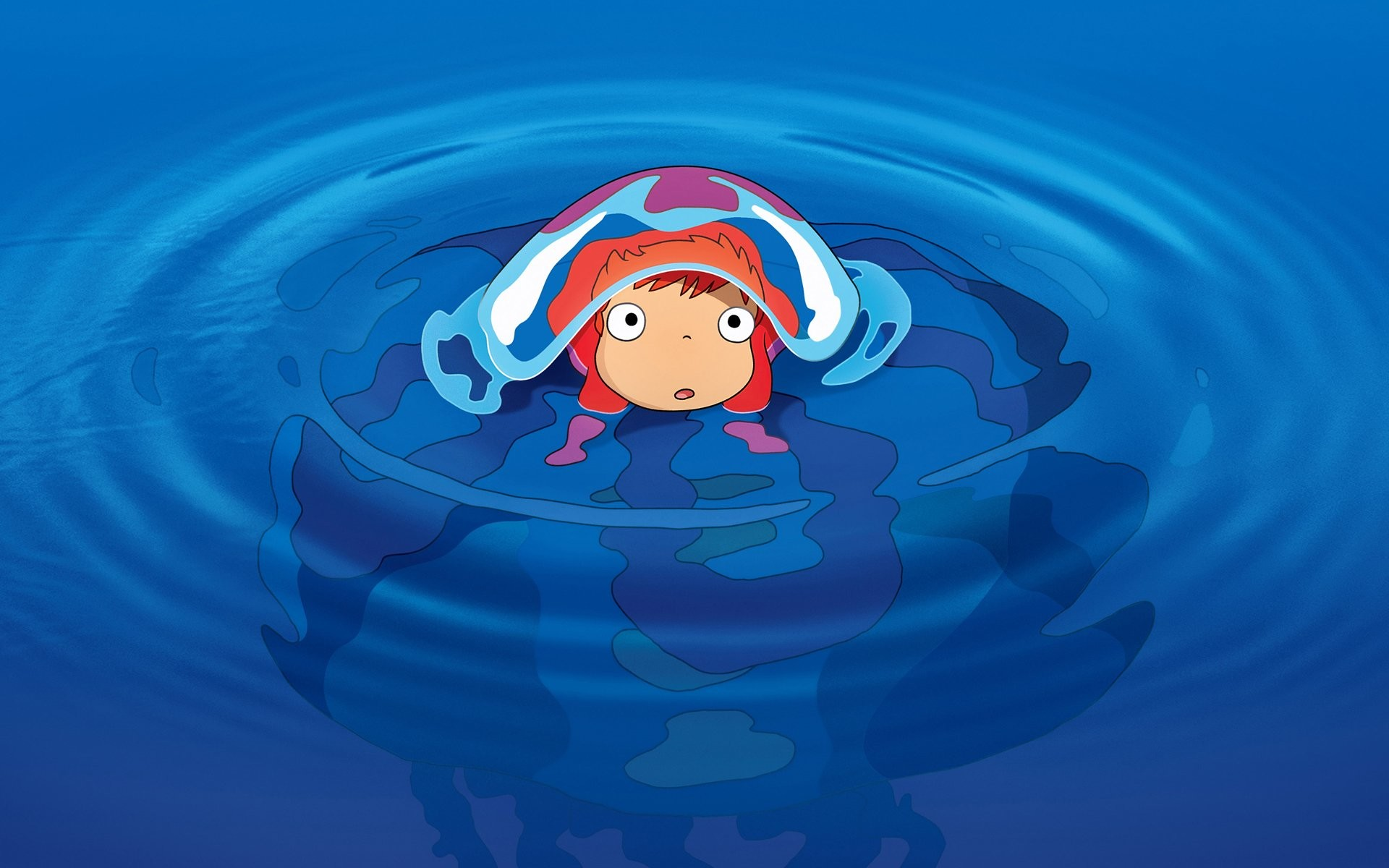 Ponyo Wallpapers 73 Pictures