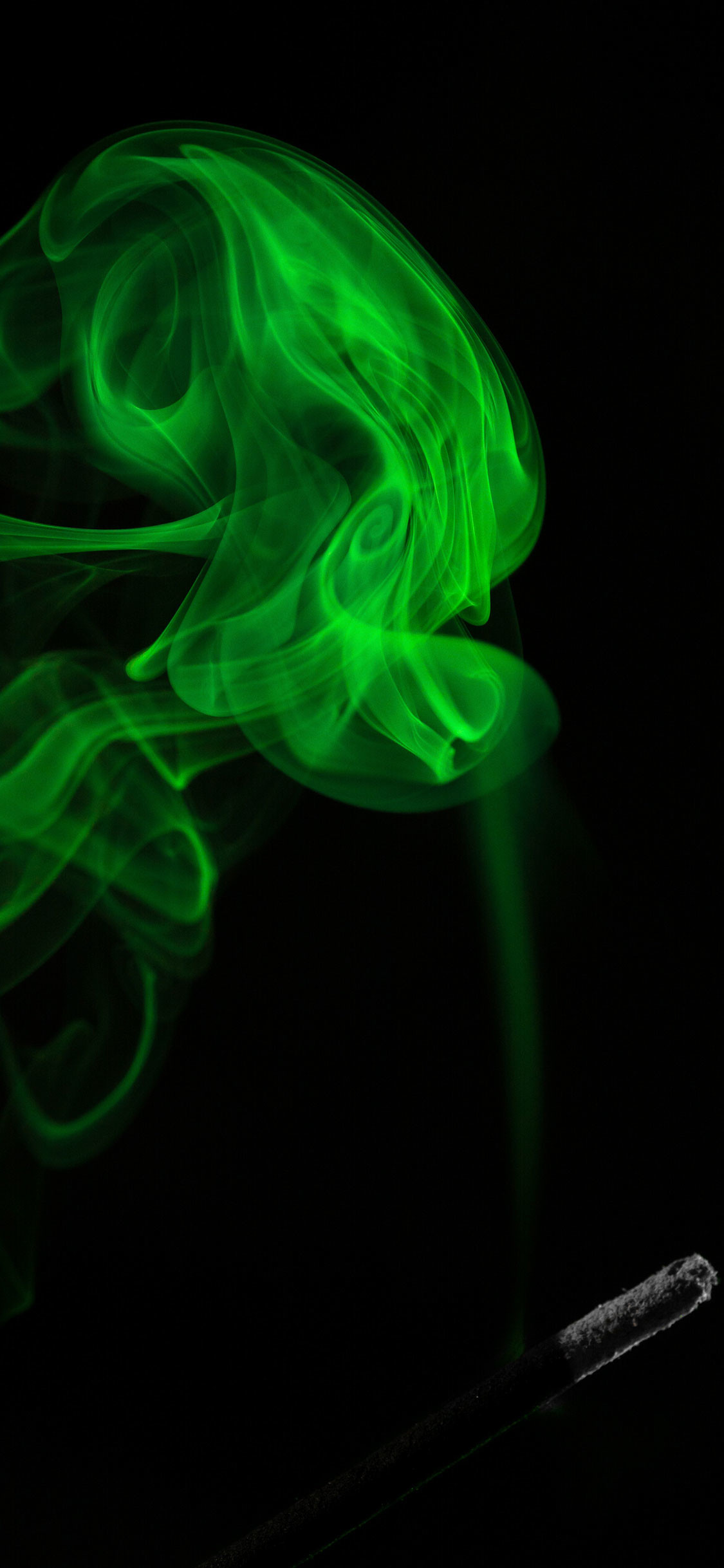 Green Smoke Wallpaper 62 Pictures