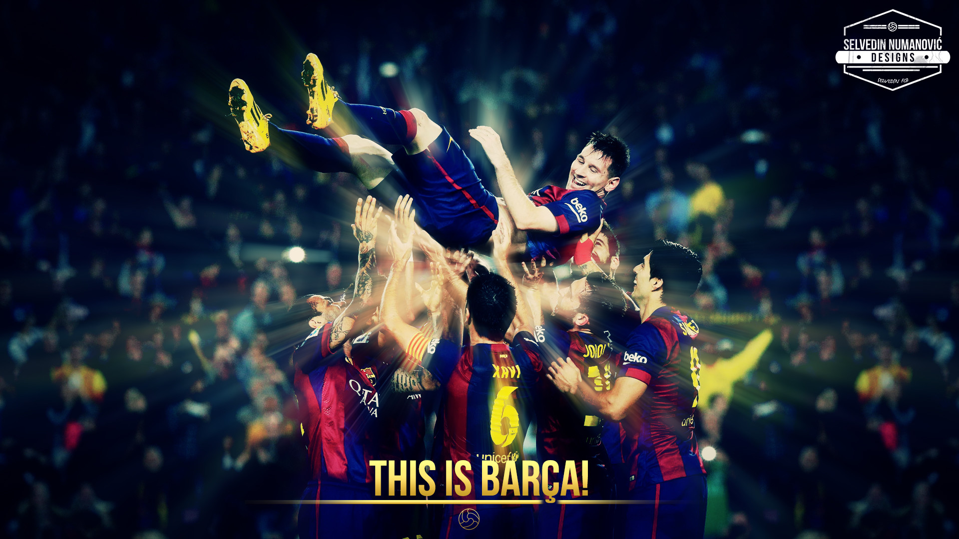 Fc Barcelona Wallpapers 81 Pictures