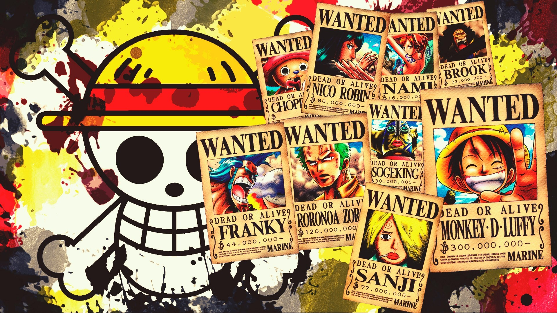 One Piece Wallpapers 69 Pictures
