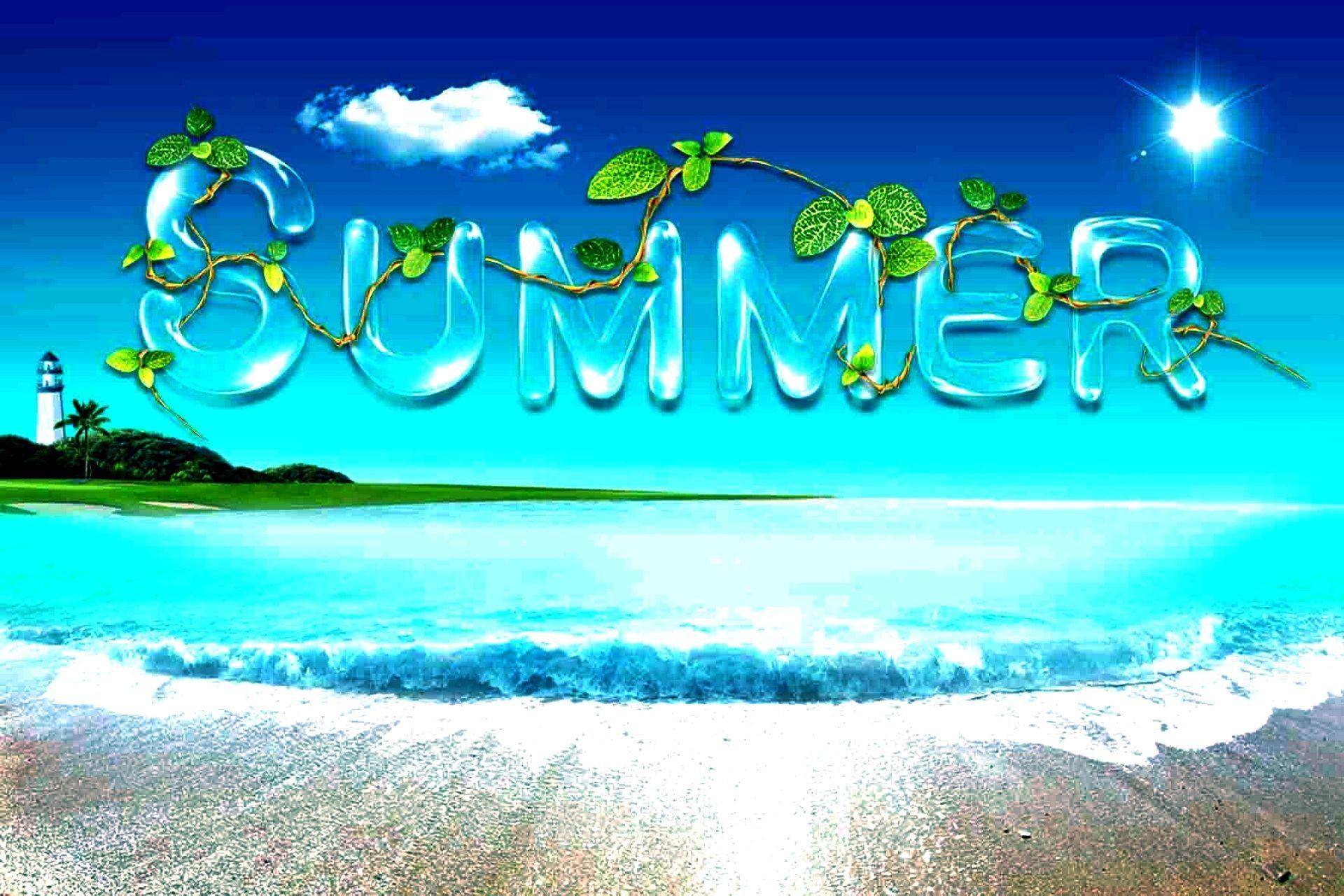 Summer desktop wallpaper widescreen