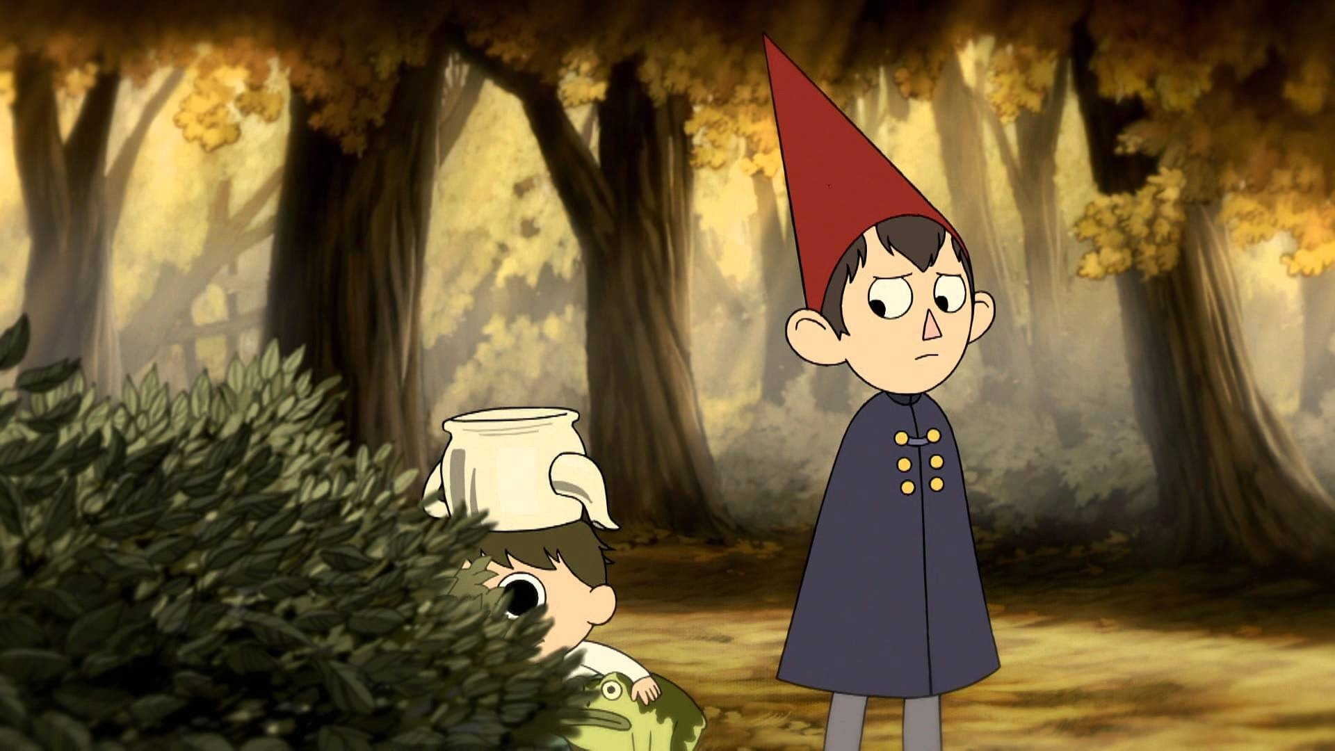 Over the Garden Wall Wallpapers (75+ pictures)
