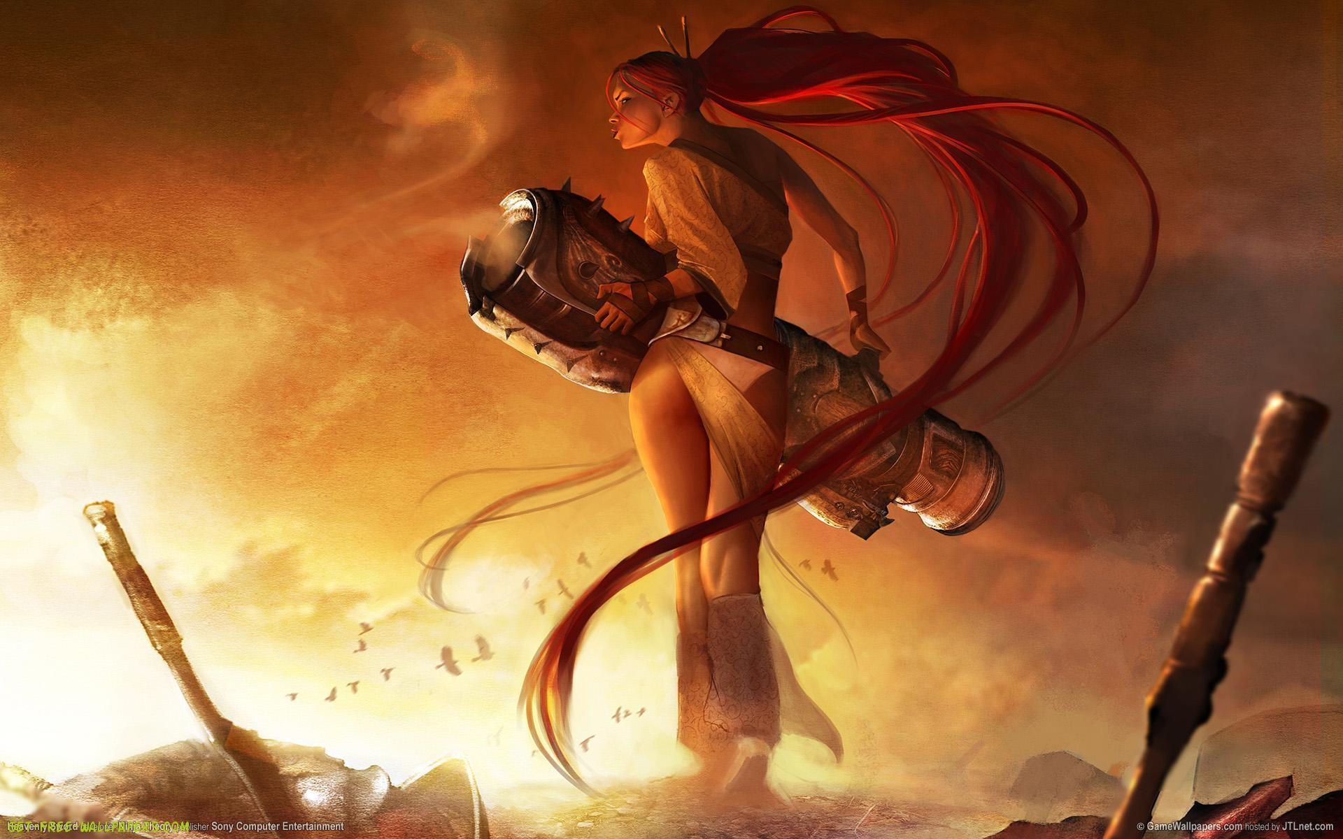 Heavenly Sword Game 1920x1200