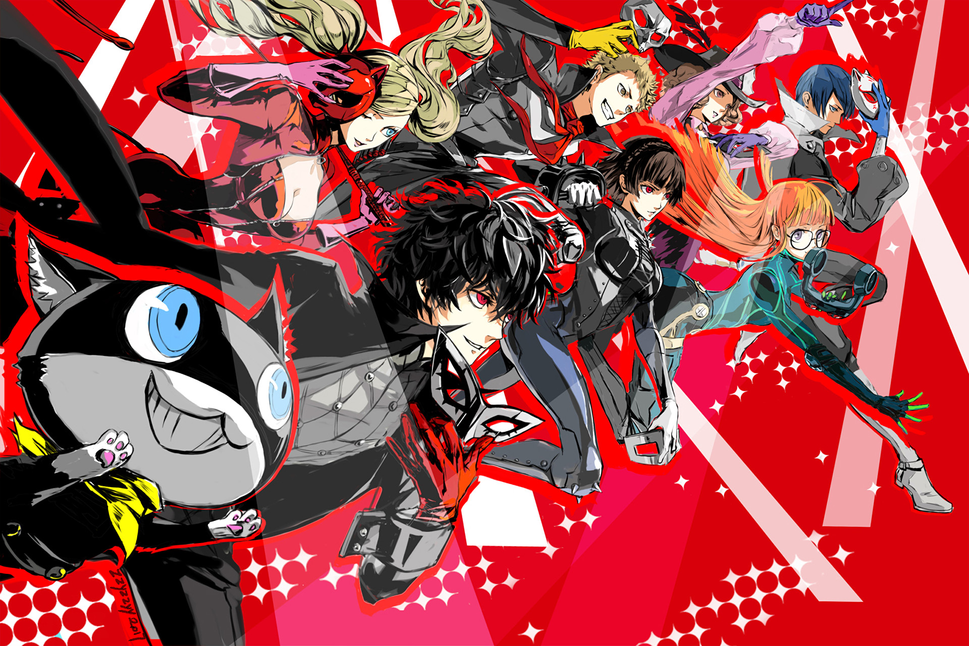Persona Wallpapers 72 Pictures