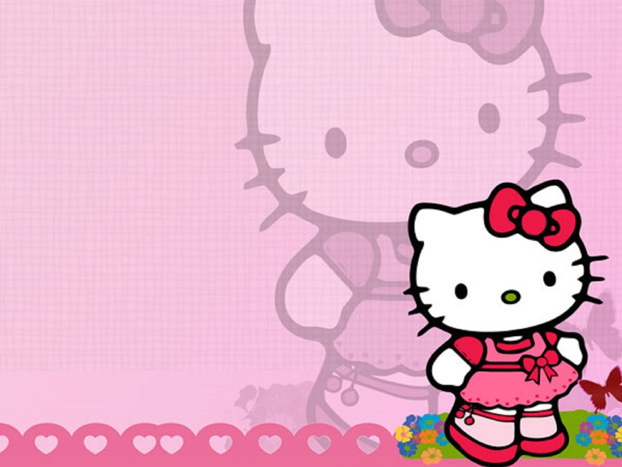 Hello Kitty Spring Wallpaper 67 Pictures