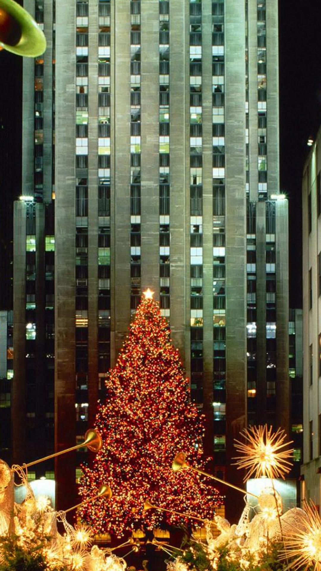 Christmas Tree Lighting Nyc