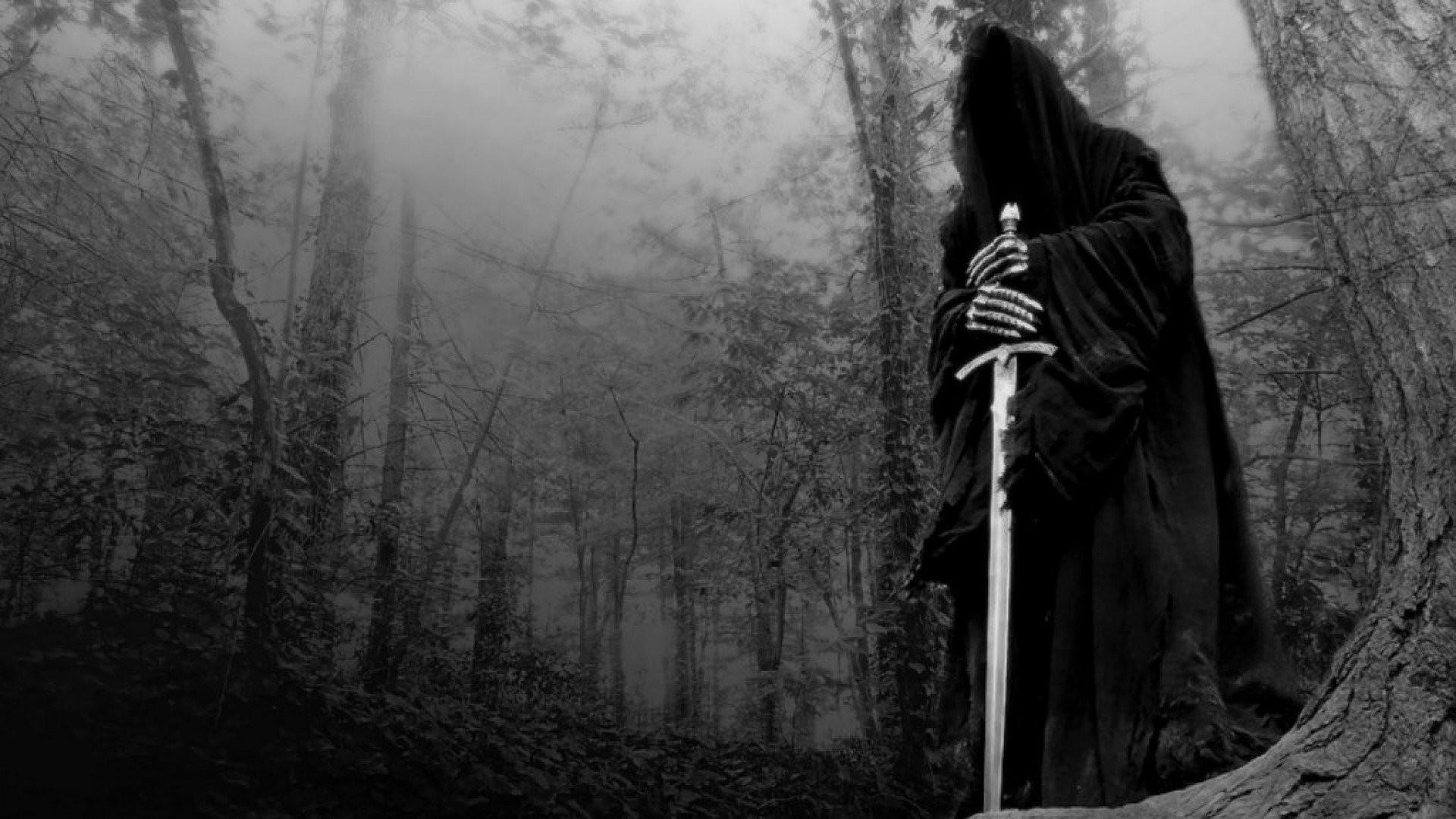 Dark Gothic Death Sword Wallpaper At Dark Wallpapers 1920x1080