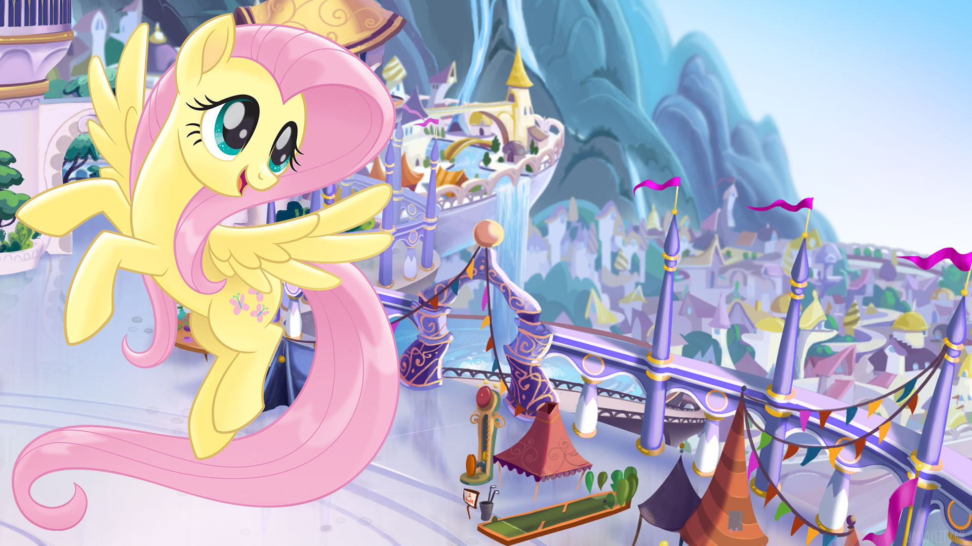 My Little Pony Wallpaper 78 Pictures