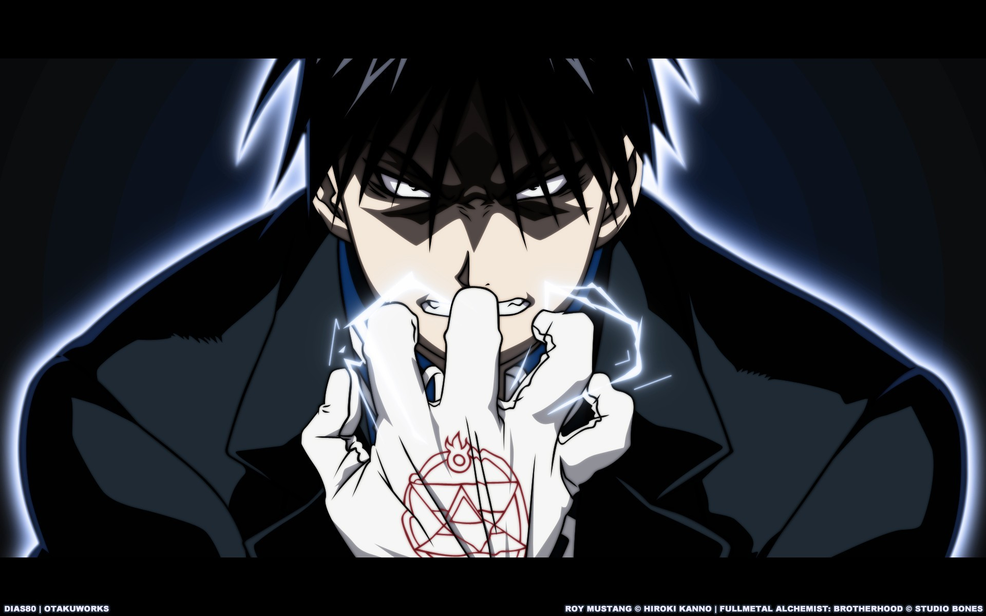Roy Mustang Wallpaper 54 Pictures