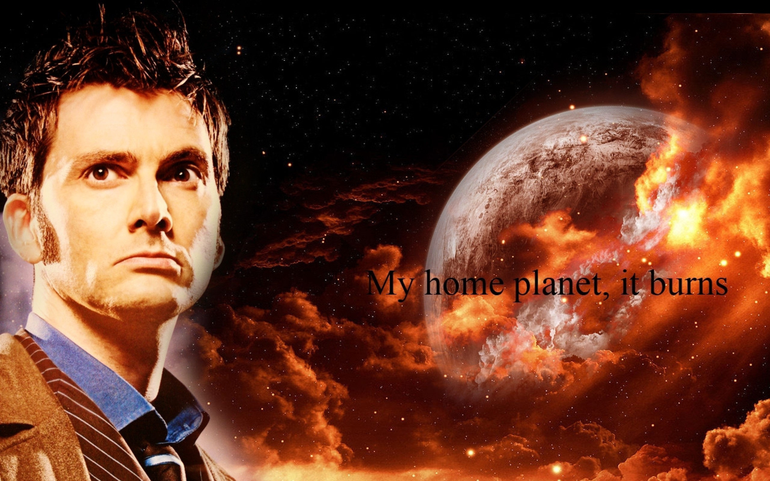 doctor who 10th doctor tardis wallpaper wwwpixsharkcom